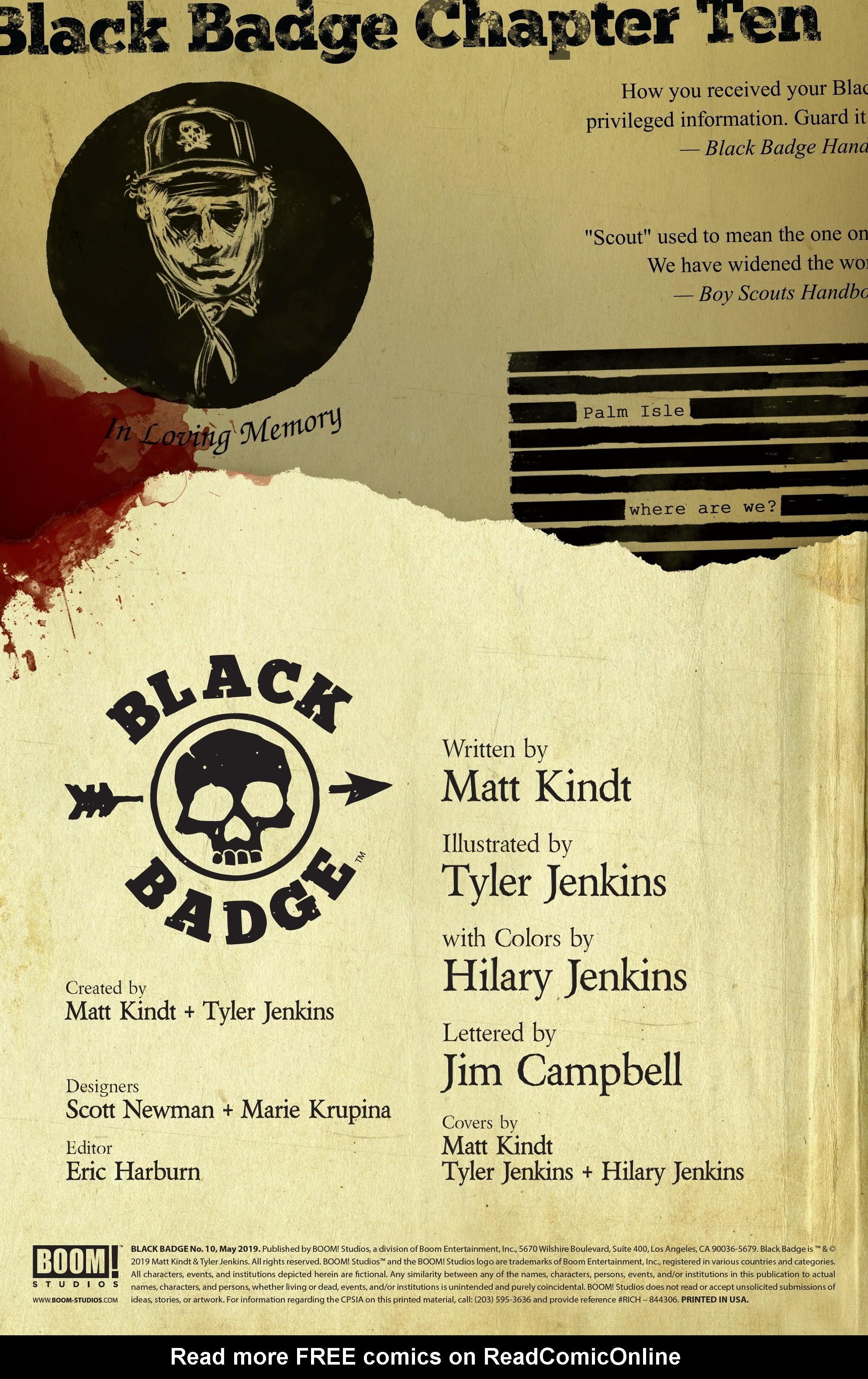 Black Badge 10 Page 2