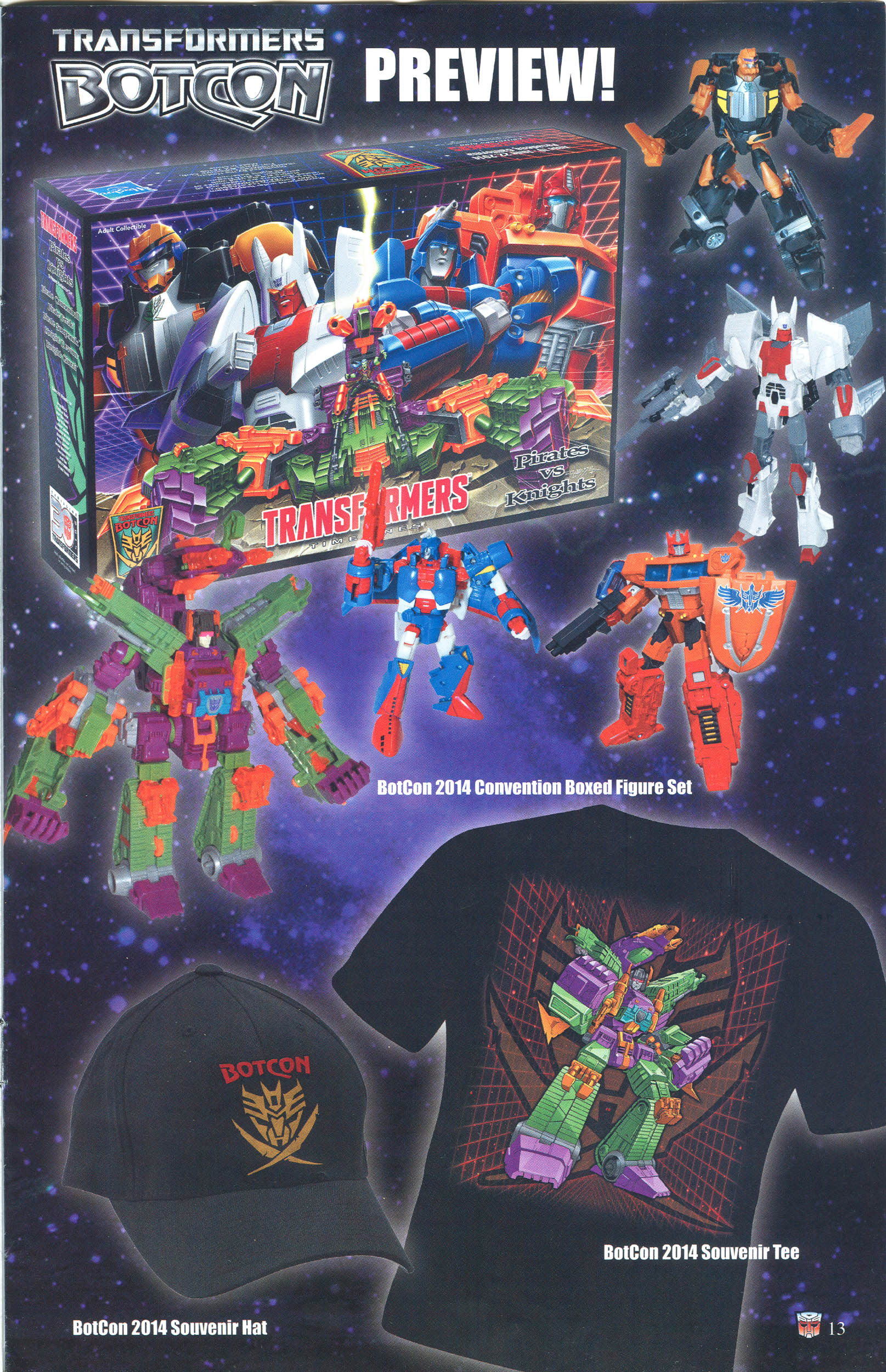 Read online Transformers: Collectors' Club comic -  Issue #57 - 13