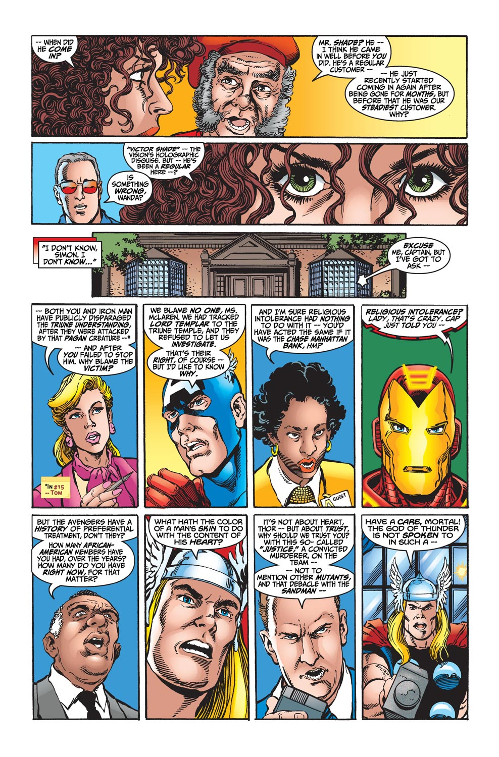Read online Avengers (1998) comic -  Issue #19 - 9