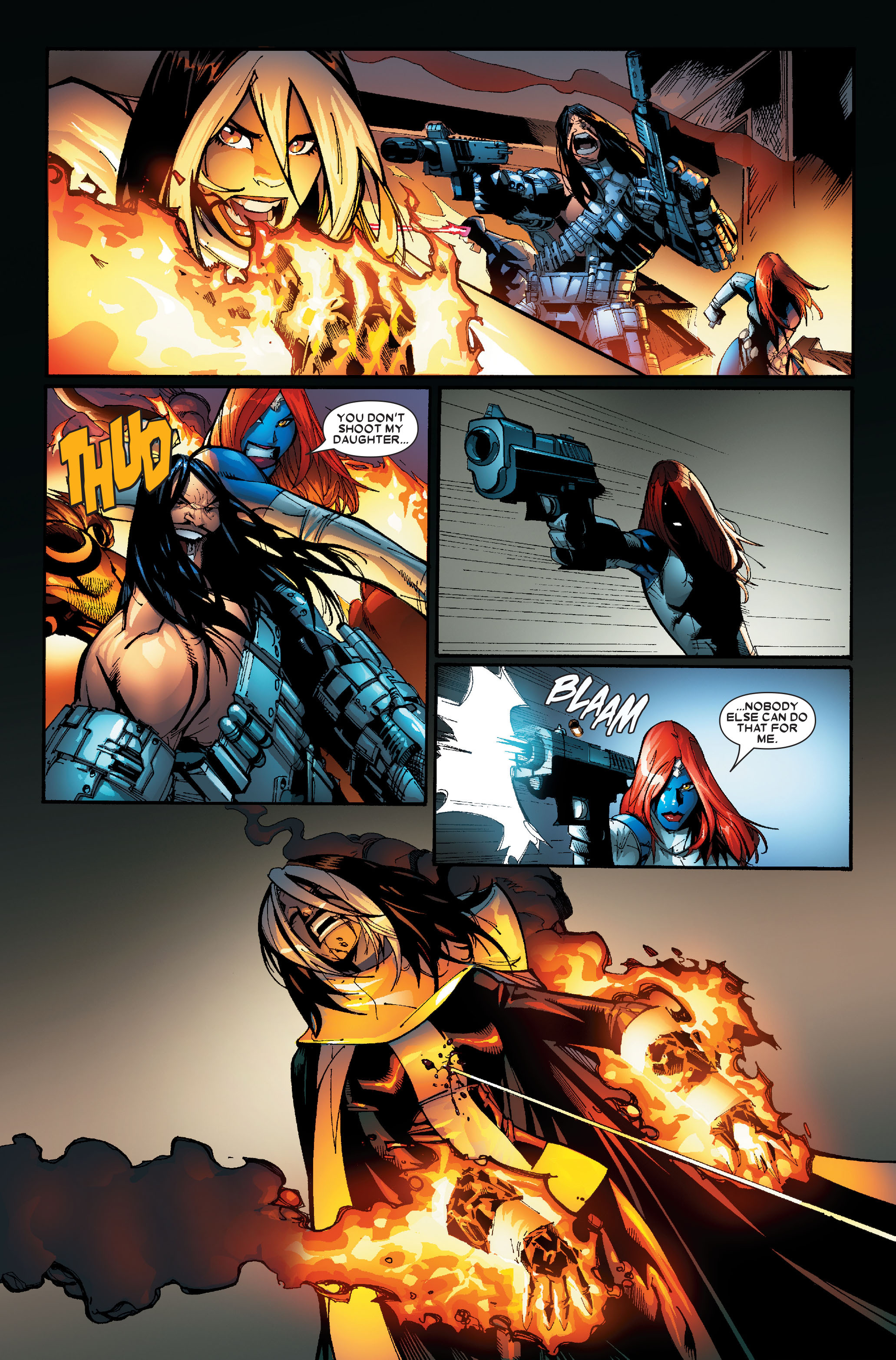 X-Men (1991) 200 Page 34