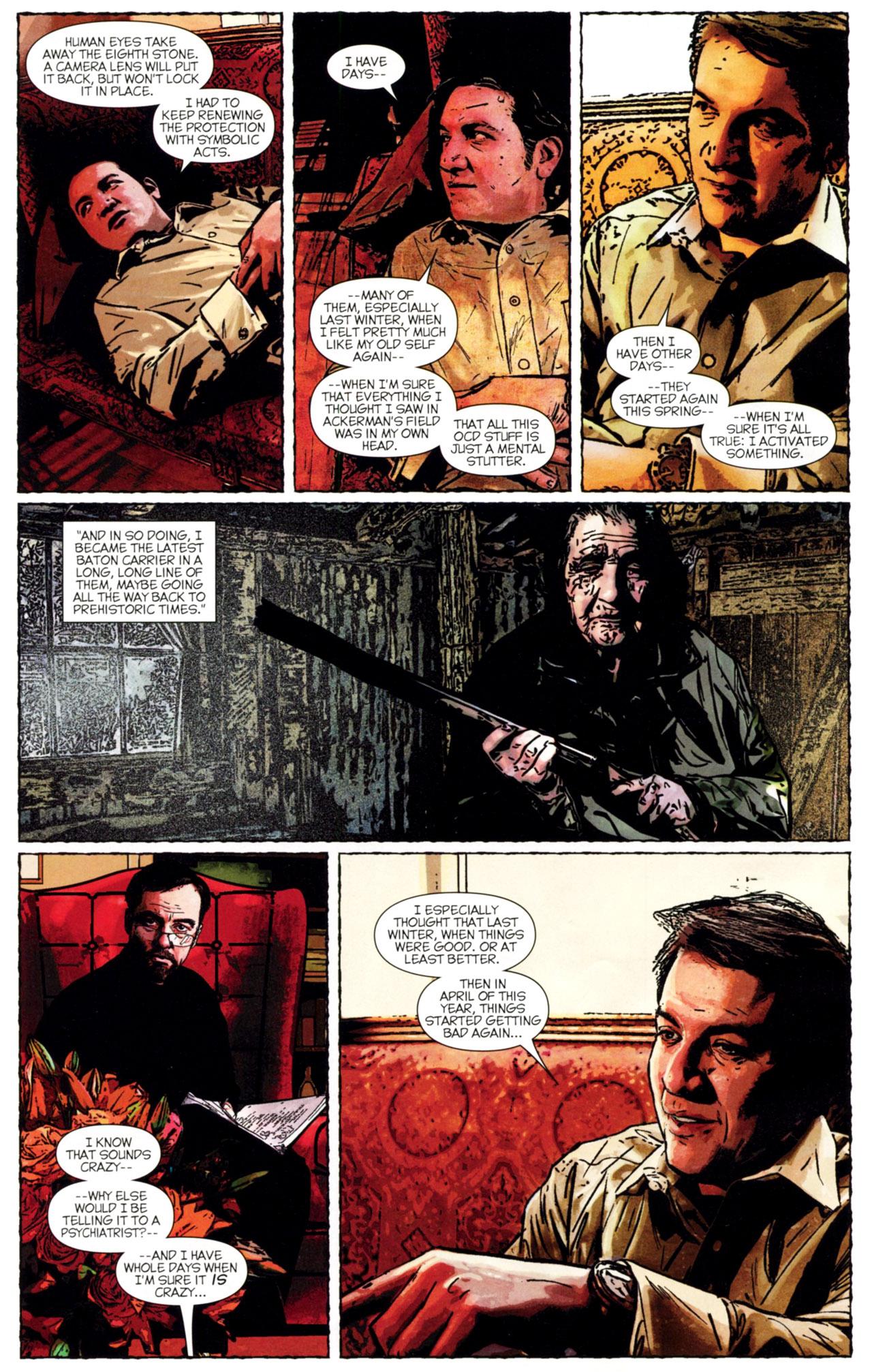 Read online Stephen King's N. comic -  Issue #2 - 16