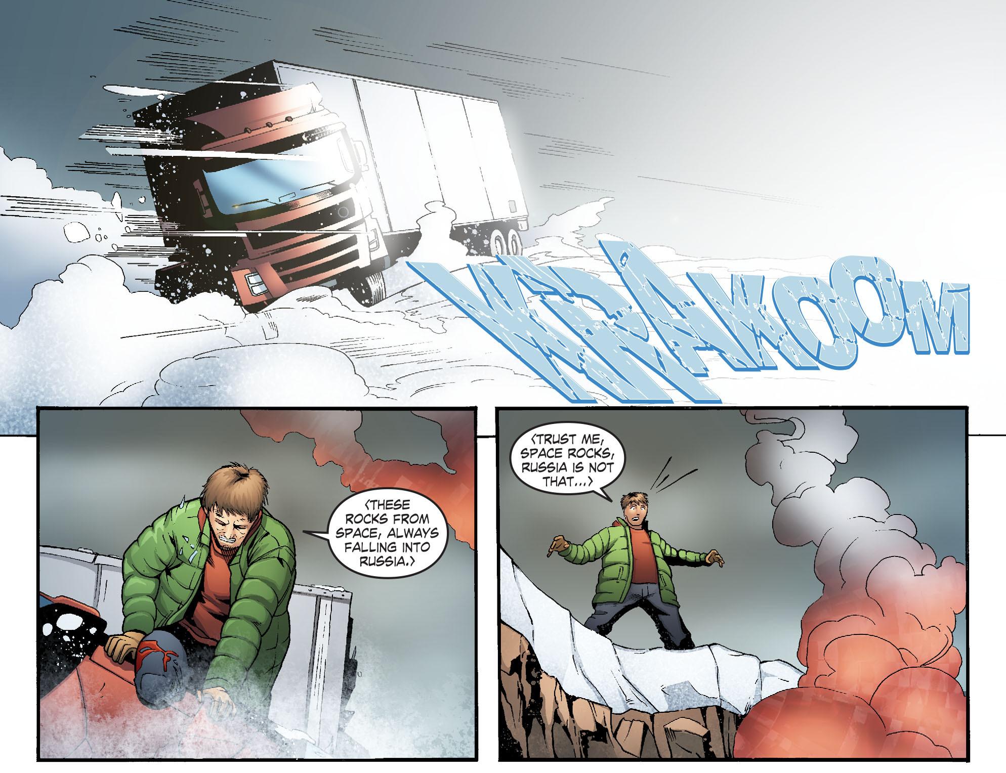 Read online Smallville: Alien comic -  Issue #1 - 21