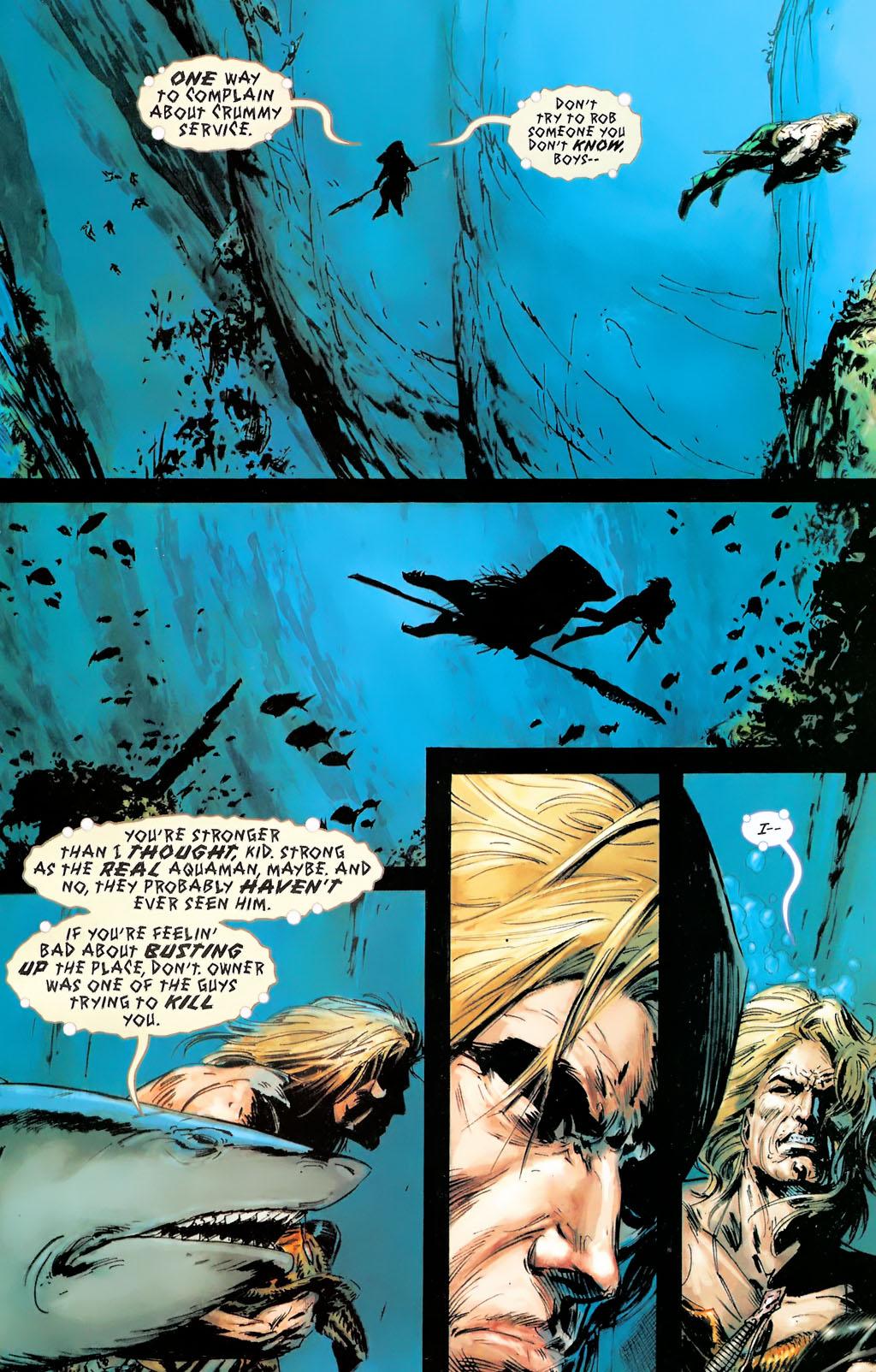 Read online Aquaman: Sword of Atlantis comic -  Issue #42 - 12
