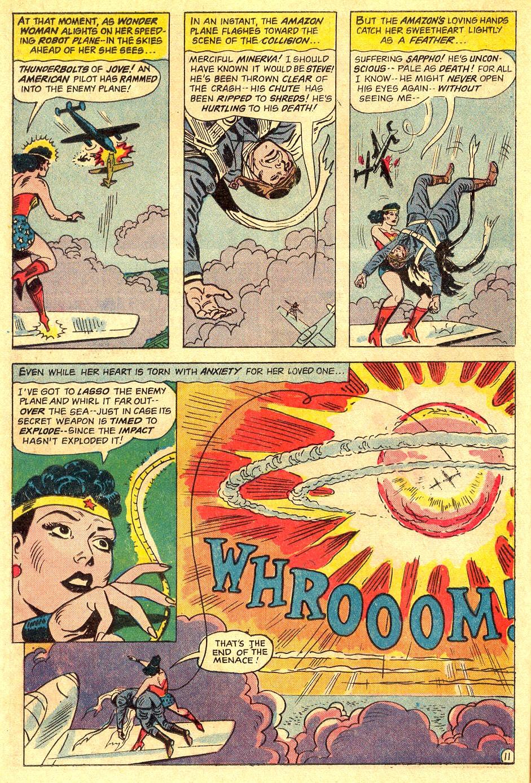 Read online Wonder Woman (1942) comic -  Issue #162 - 16