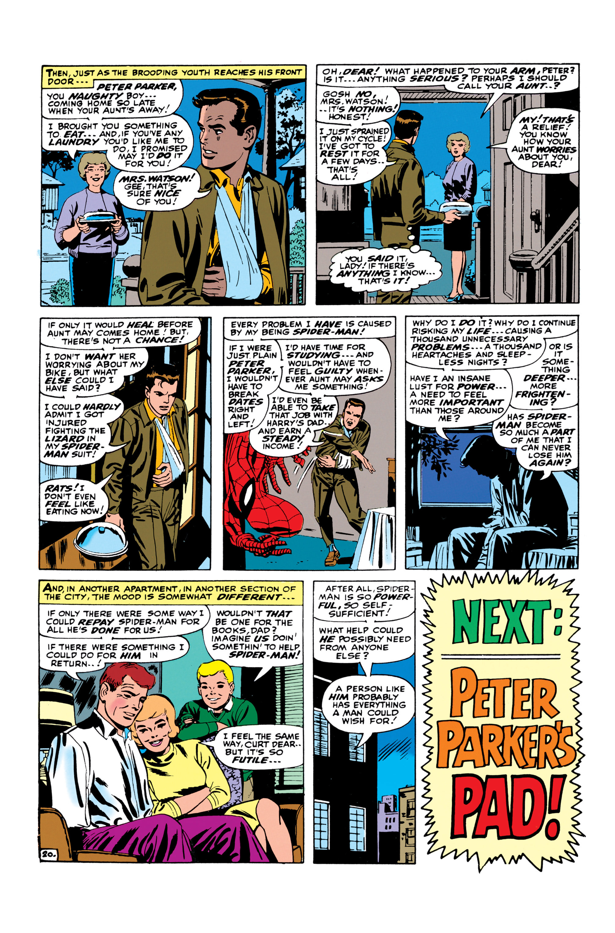 The Amazing Spider-Man (1963) 45 Page 20