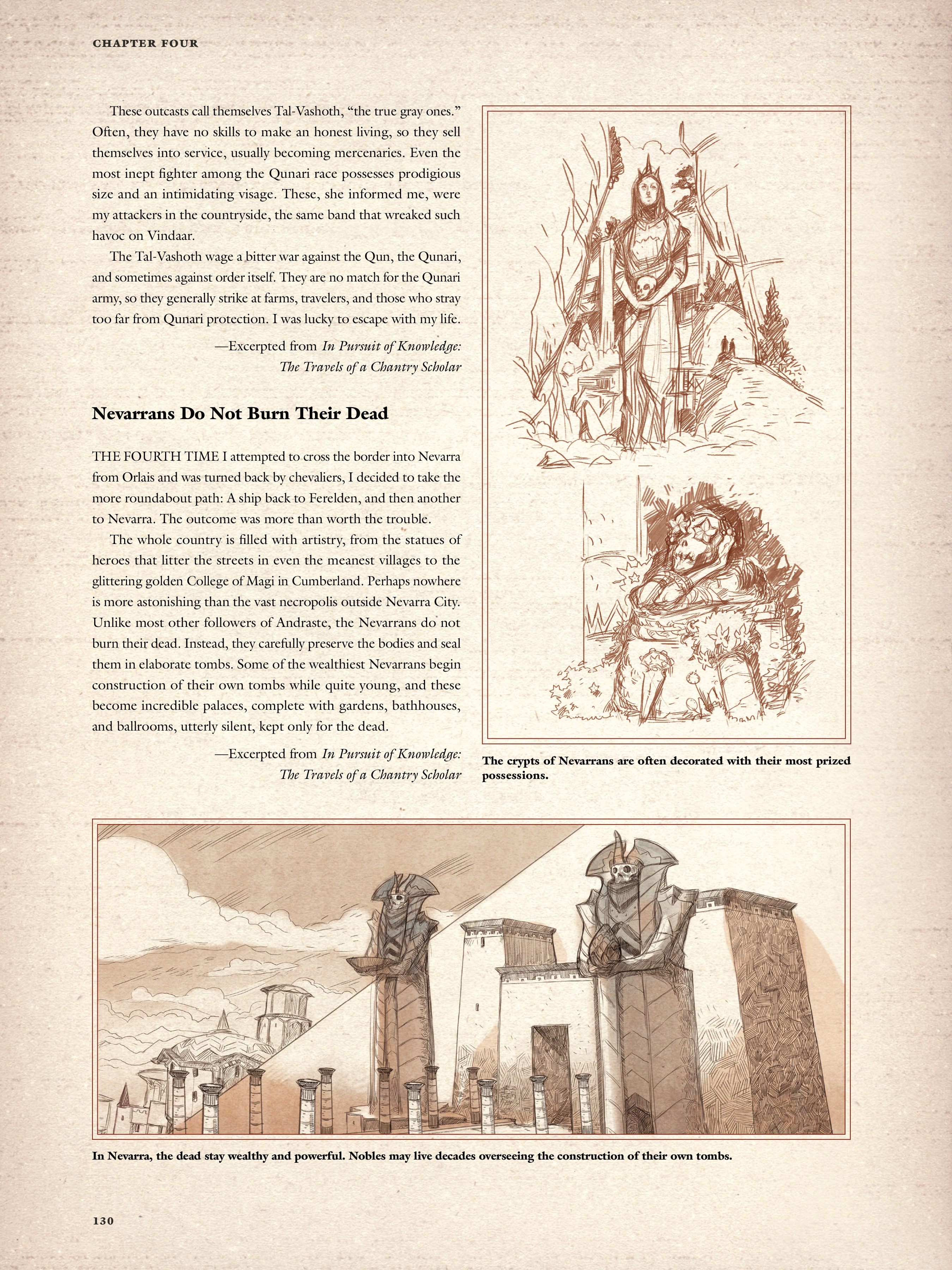 Read online Dragon Age: The World of Thedas comic -  Issue # TPB 2 - 126