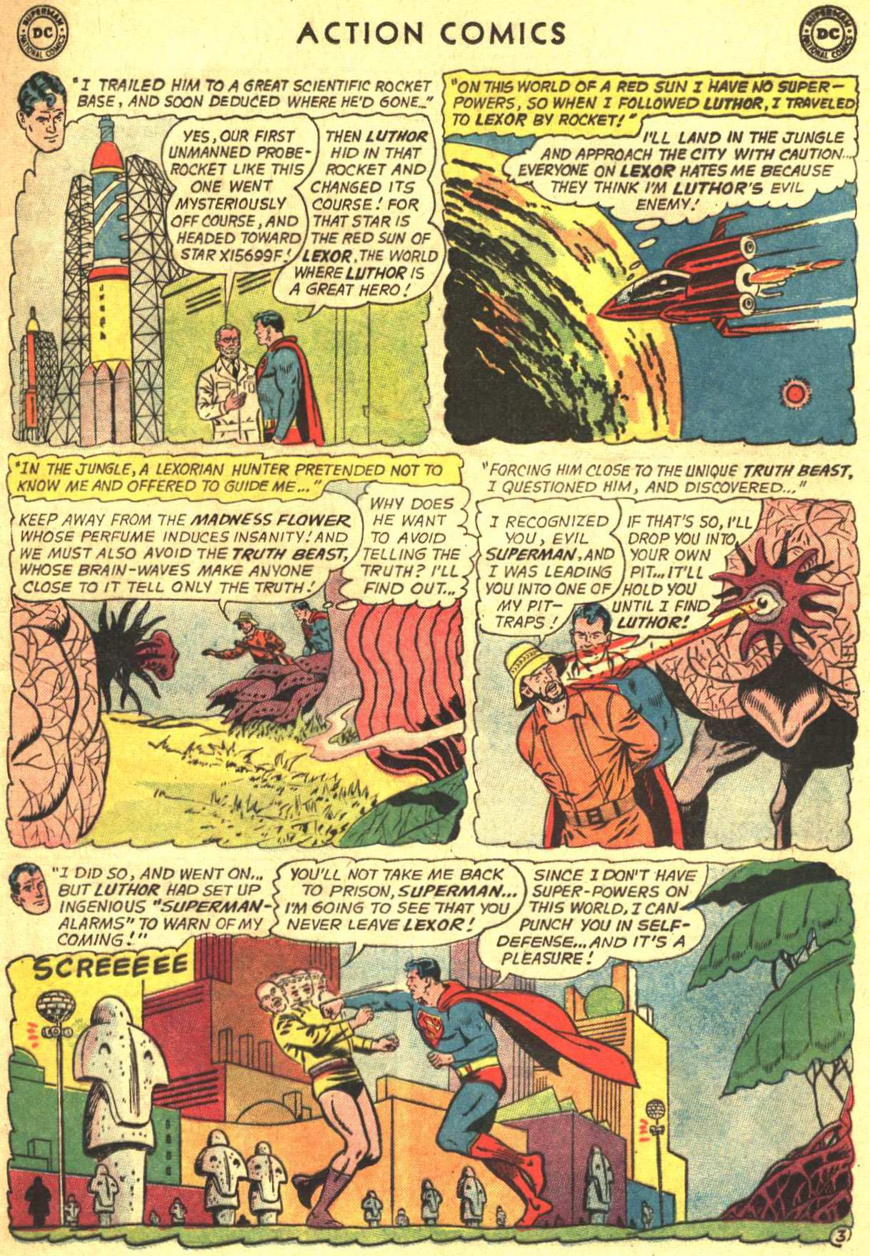 Read online Action Comics (1938) comic -  Issue #319 - 5
