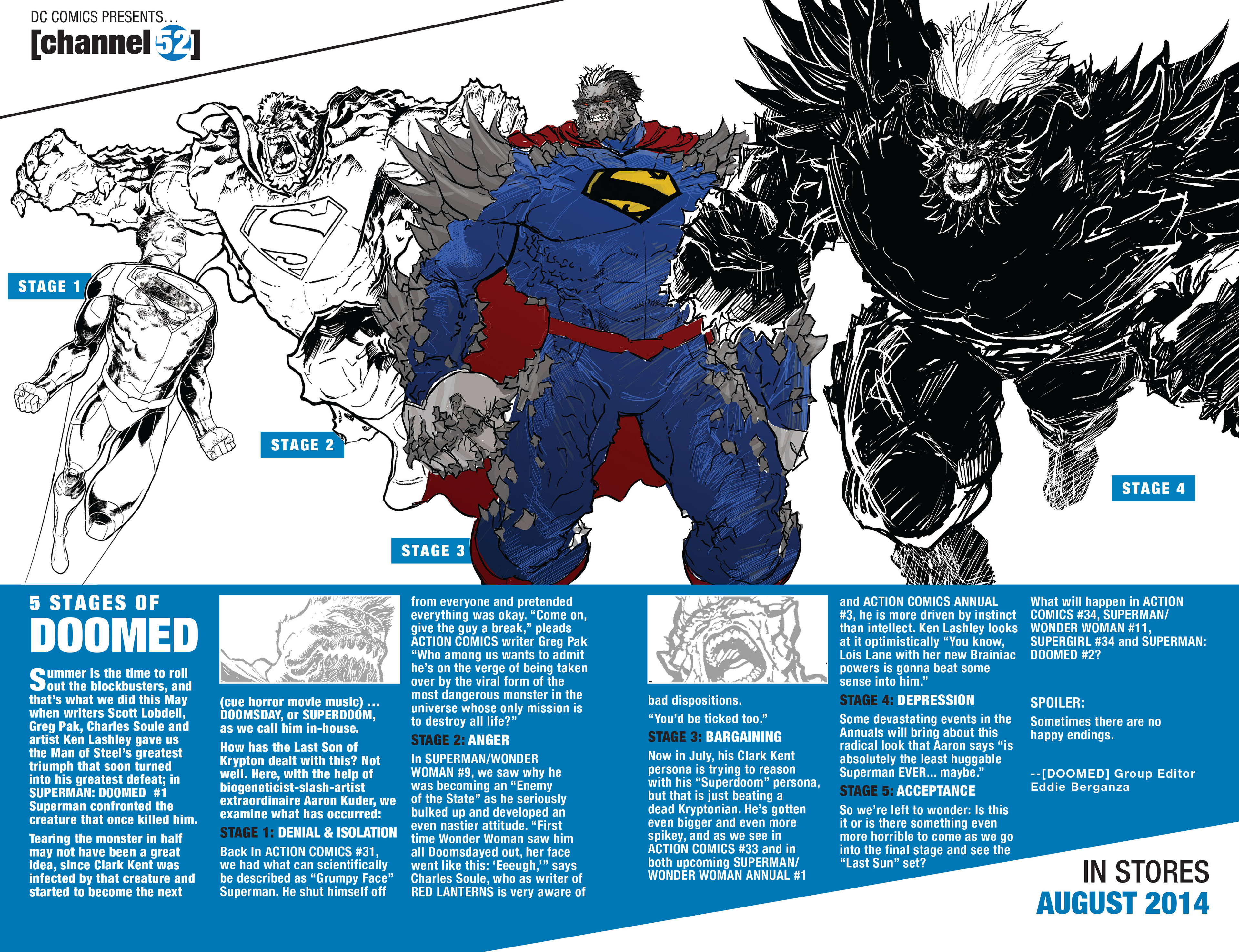 Read online Action Comics (2011) comic -  Issue #33 - 24