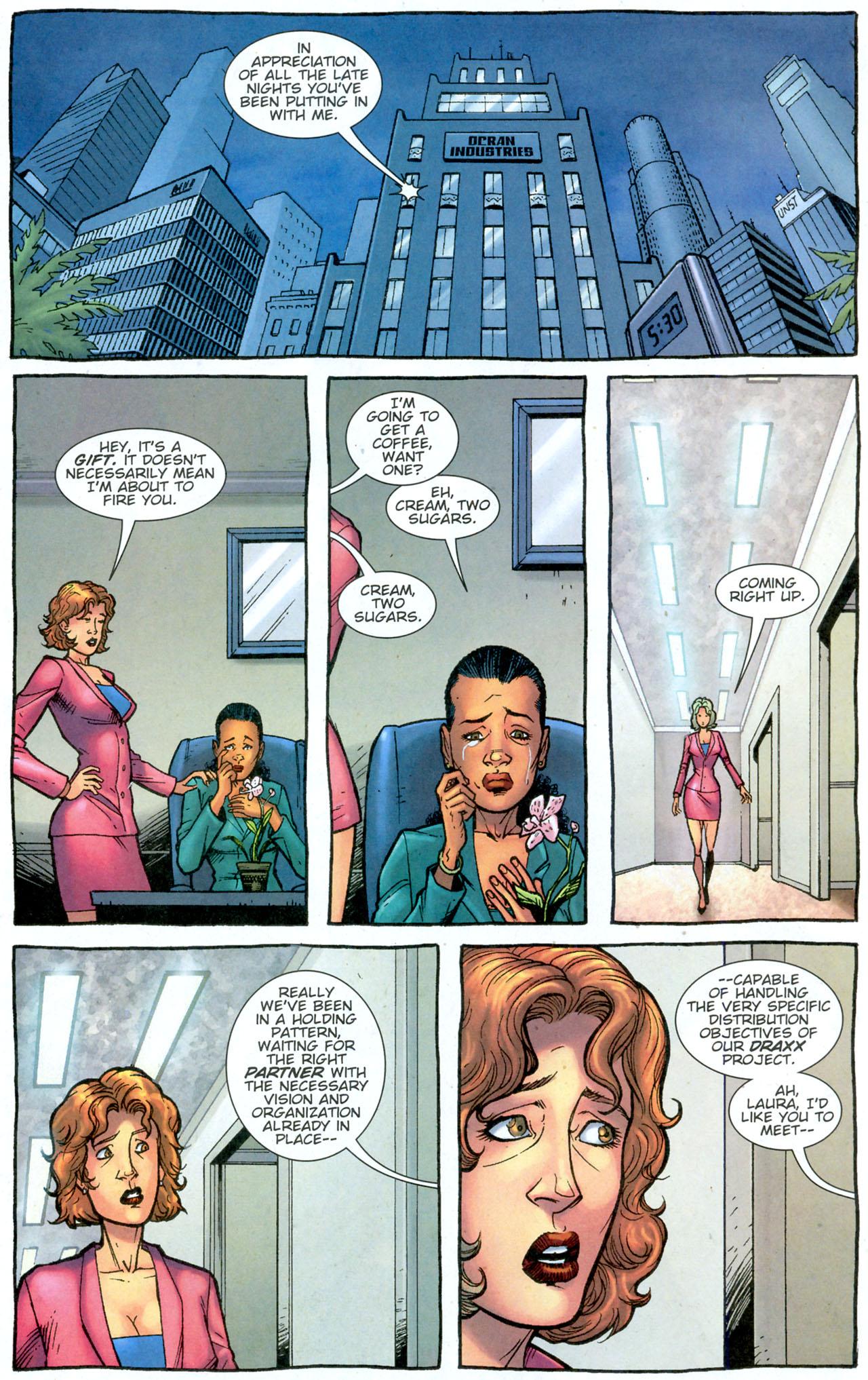 Read online The Exterminators comic -  Issue #14 - 6