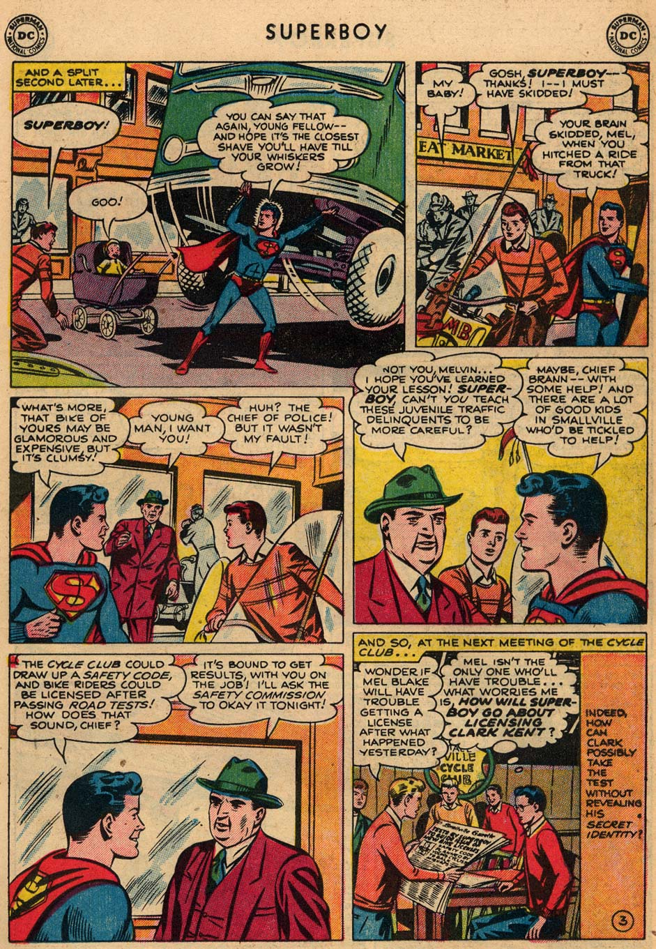 Superboy (1949) issue 20 - Page 15