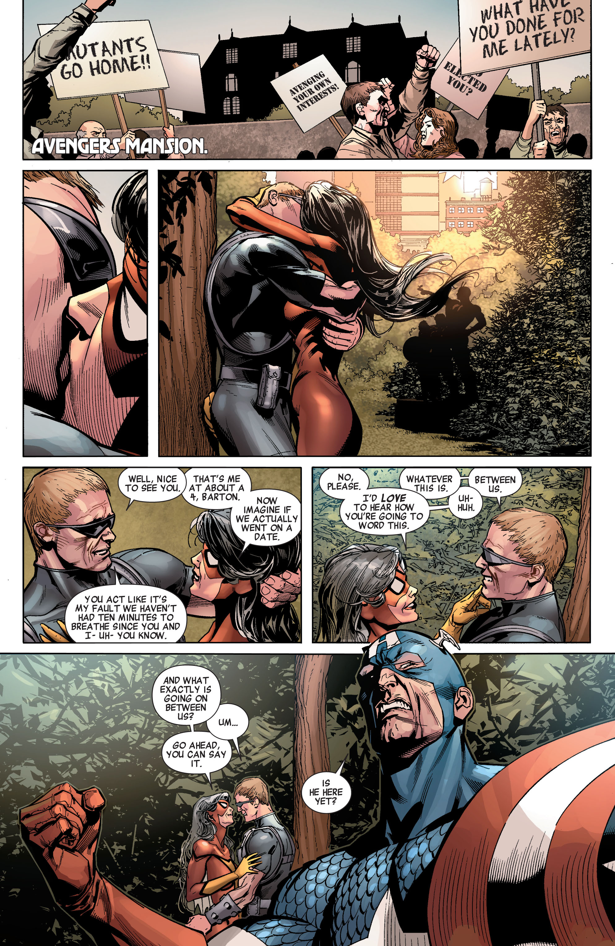 Read online Avengers (2010) comic -  Issue #24.1 - 18
