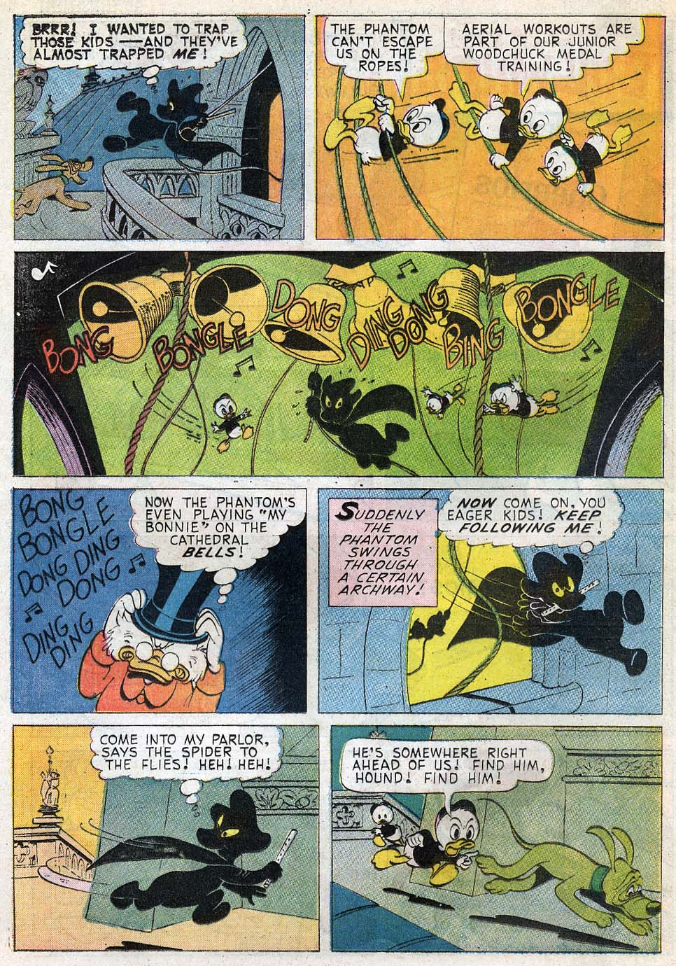 Read online Uncle Scrooge (1953) comic -  Issue #60 - 20