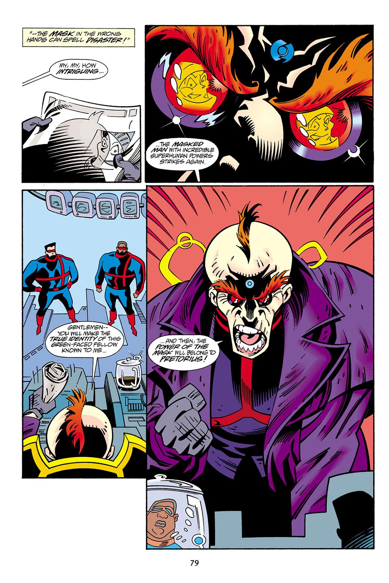 Read online Adventures Of The Mask Omnibus comic -  Issue #Adventures Of The Mask Omnibus Full - 79