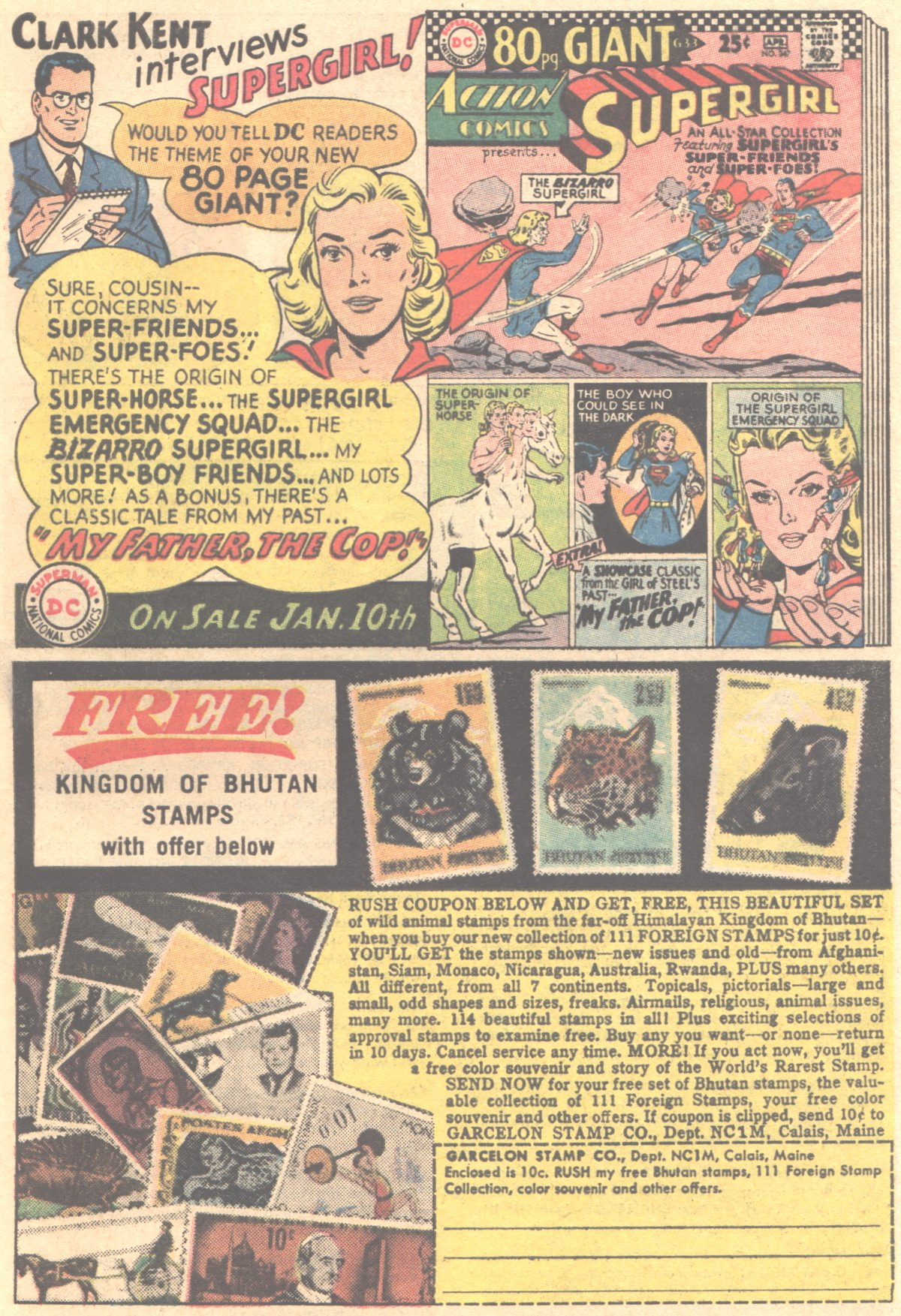 Read online Adventure Comics (1938) comic -  Issue #354 - 33