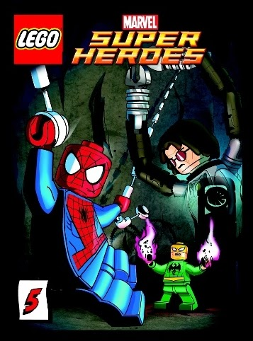 LEGO Marvel Super Heroes 5 Page 1