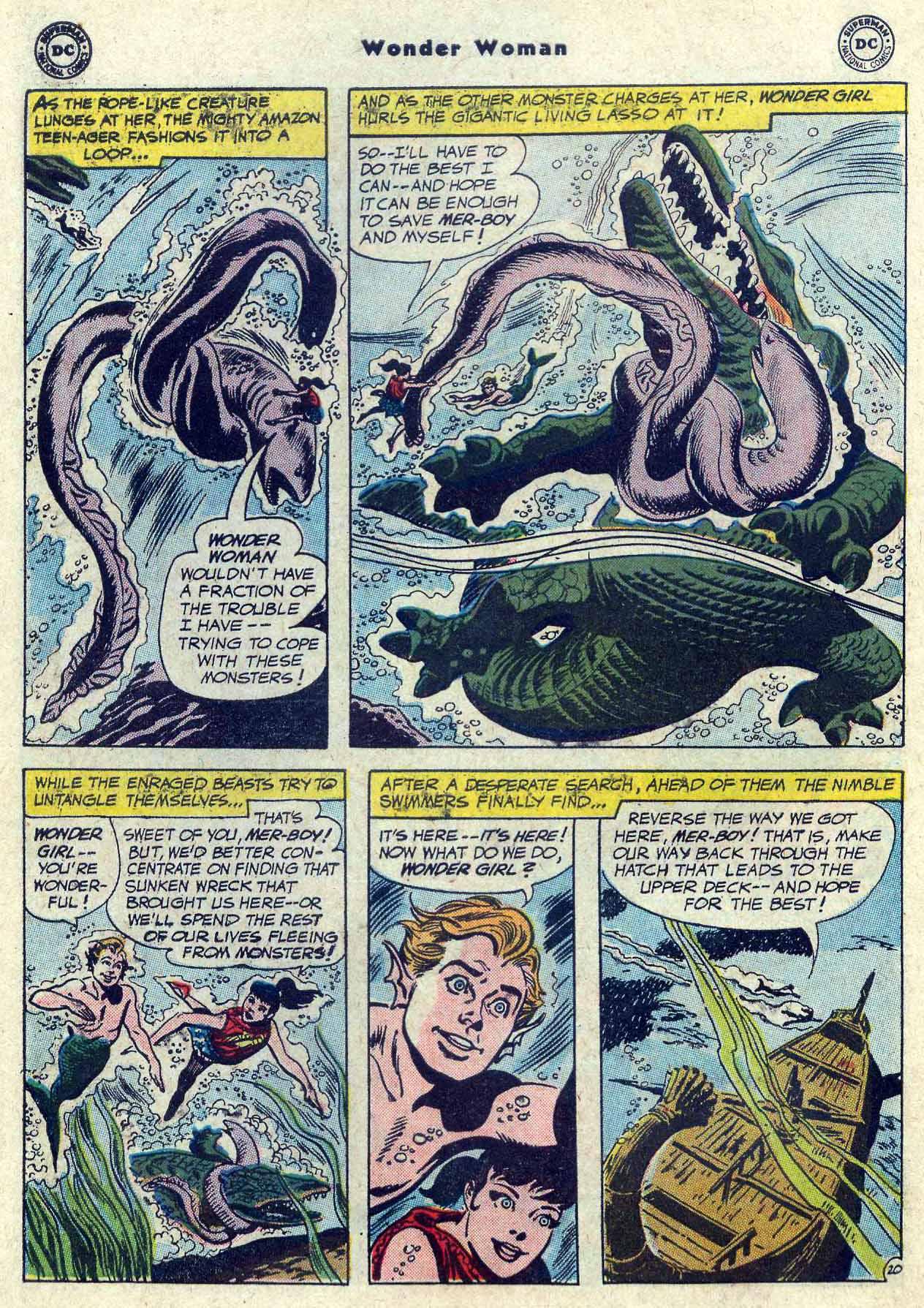 Read online Wonder Woman (1942) comic -  Issue #121 - 26