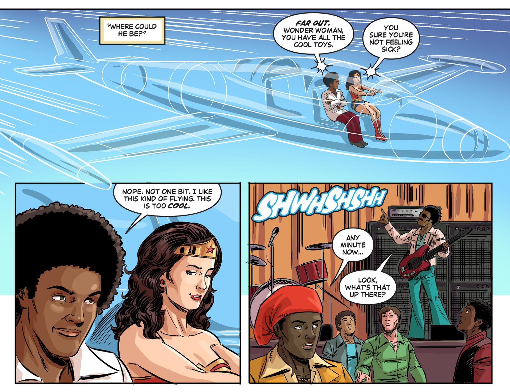 Read online Wonder Woman '77 [I] comic -  Issue #24 - 18