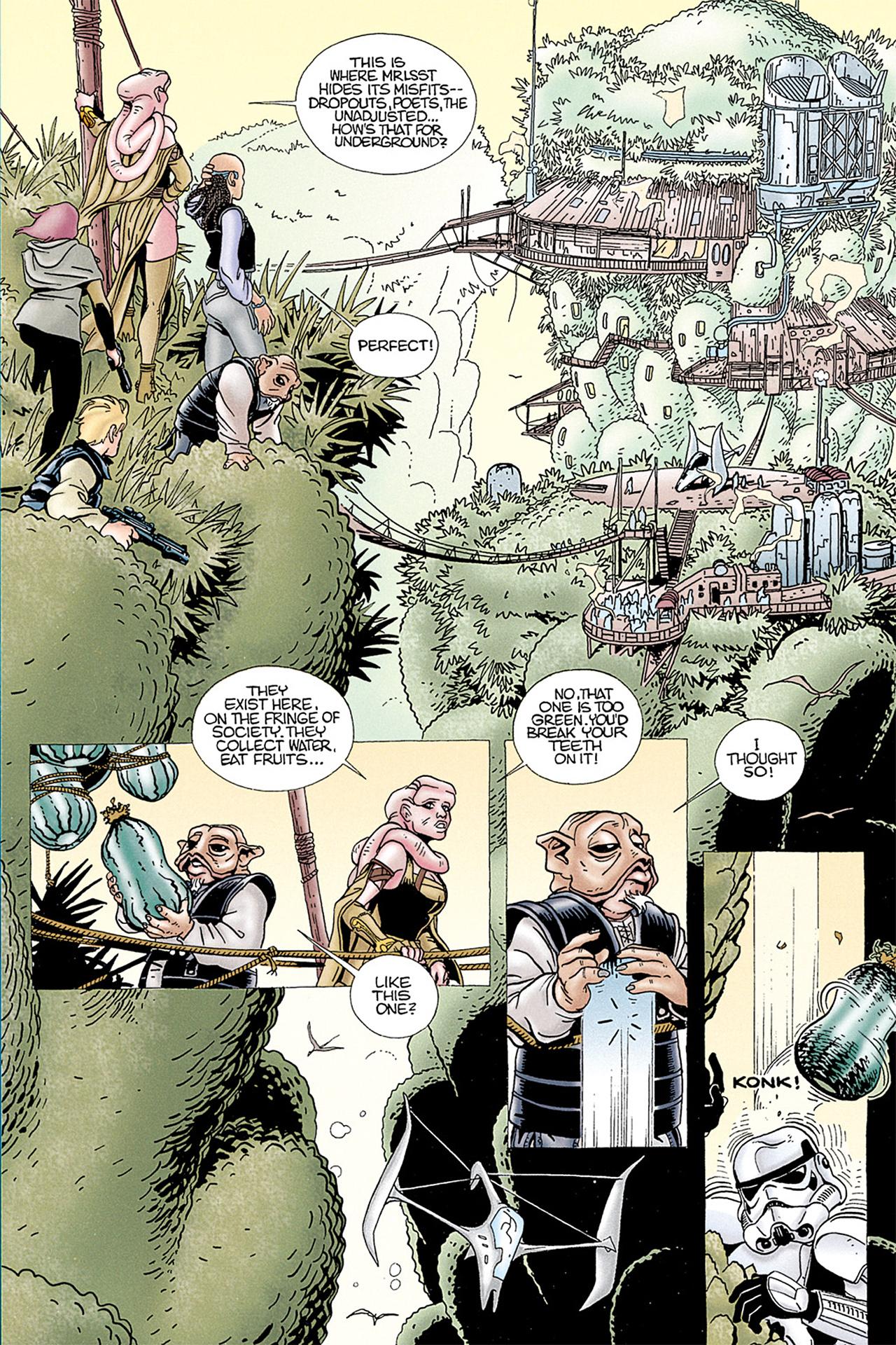 Read online Star Wars Omnibus comic -  Issue # Vol. 1 - 231