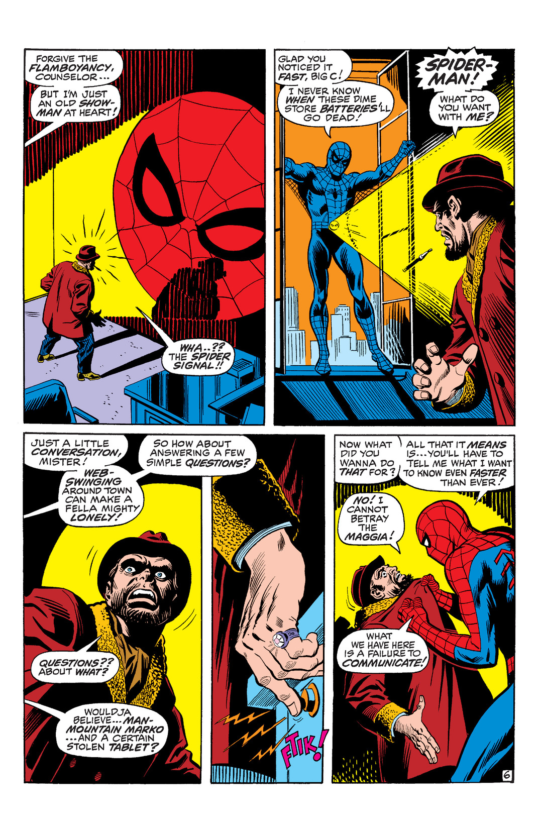 The Amazing Spider-Man (1963) 74 Page 6