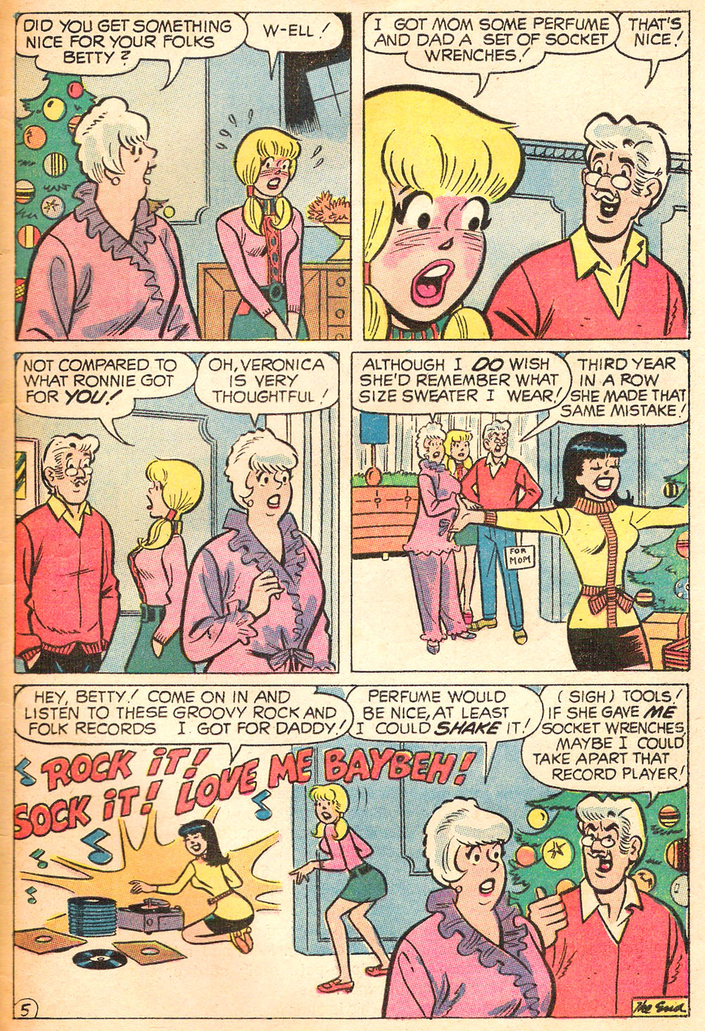 Read online Archie's Girls Betty and Veronica comic -  Issue #169 - 33
