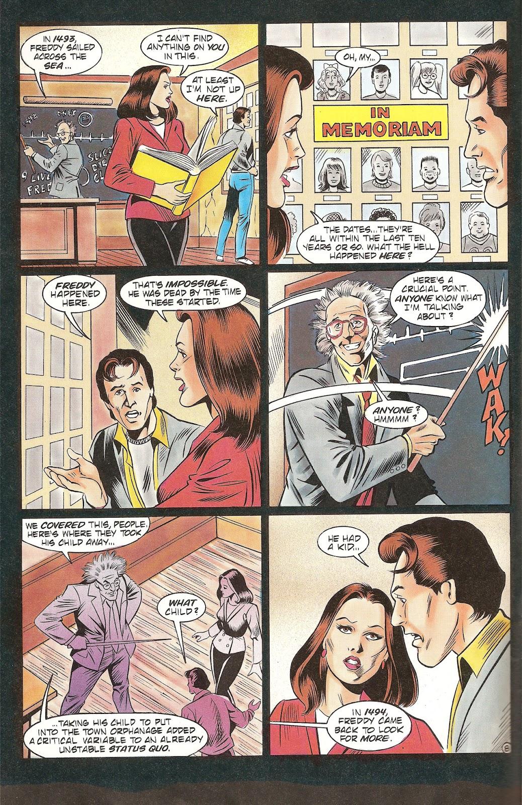 Read online Freddy's Dead: The Final Nightmare comic -  Issue #2 - 10