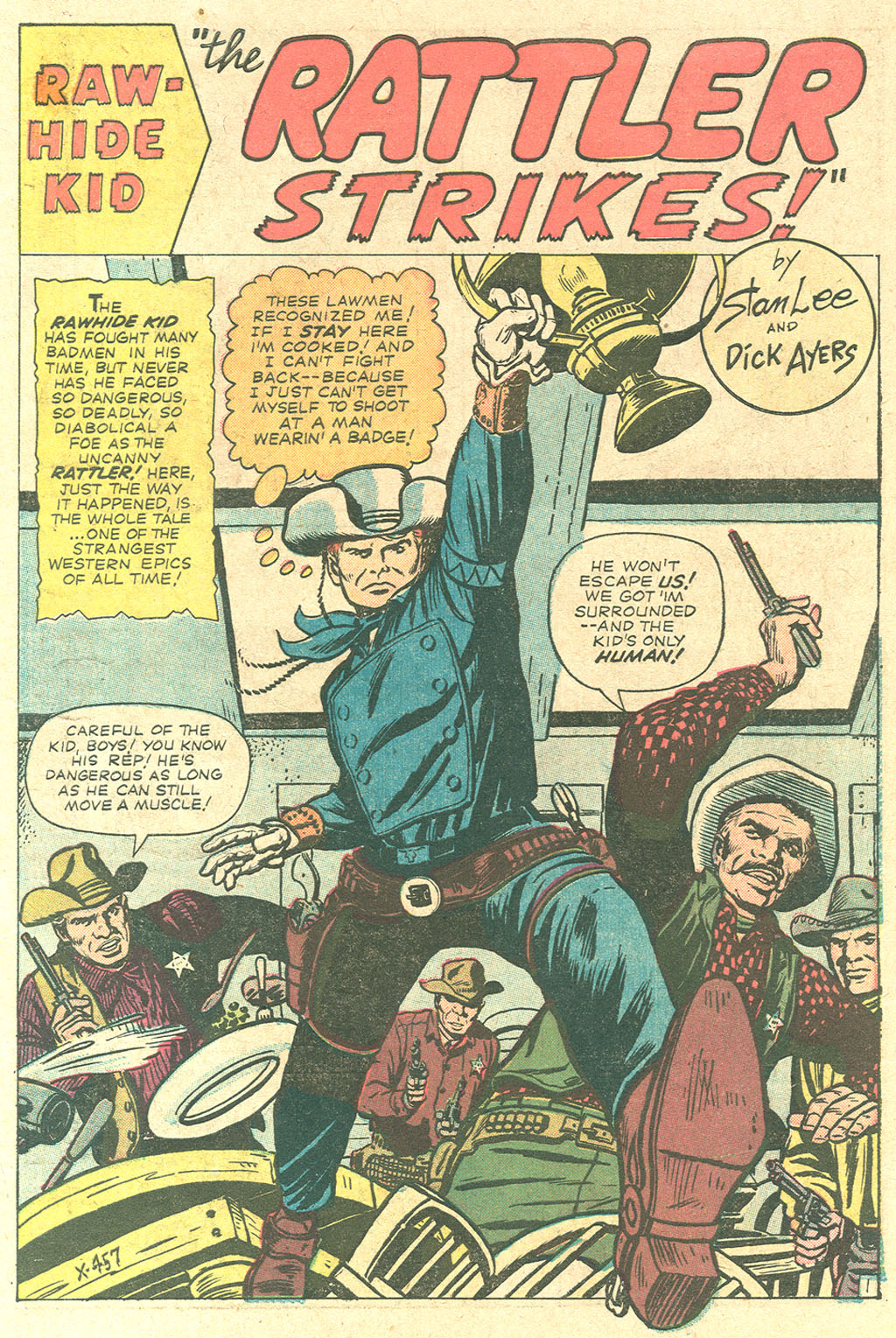 The Rawhide Kid (1955) issue 37 - Page 3
