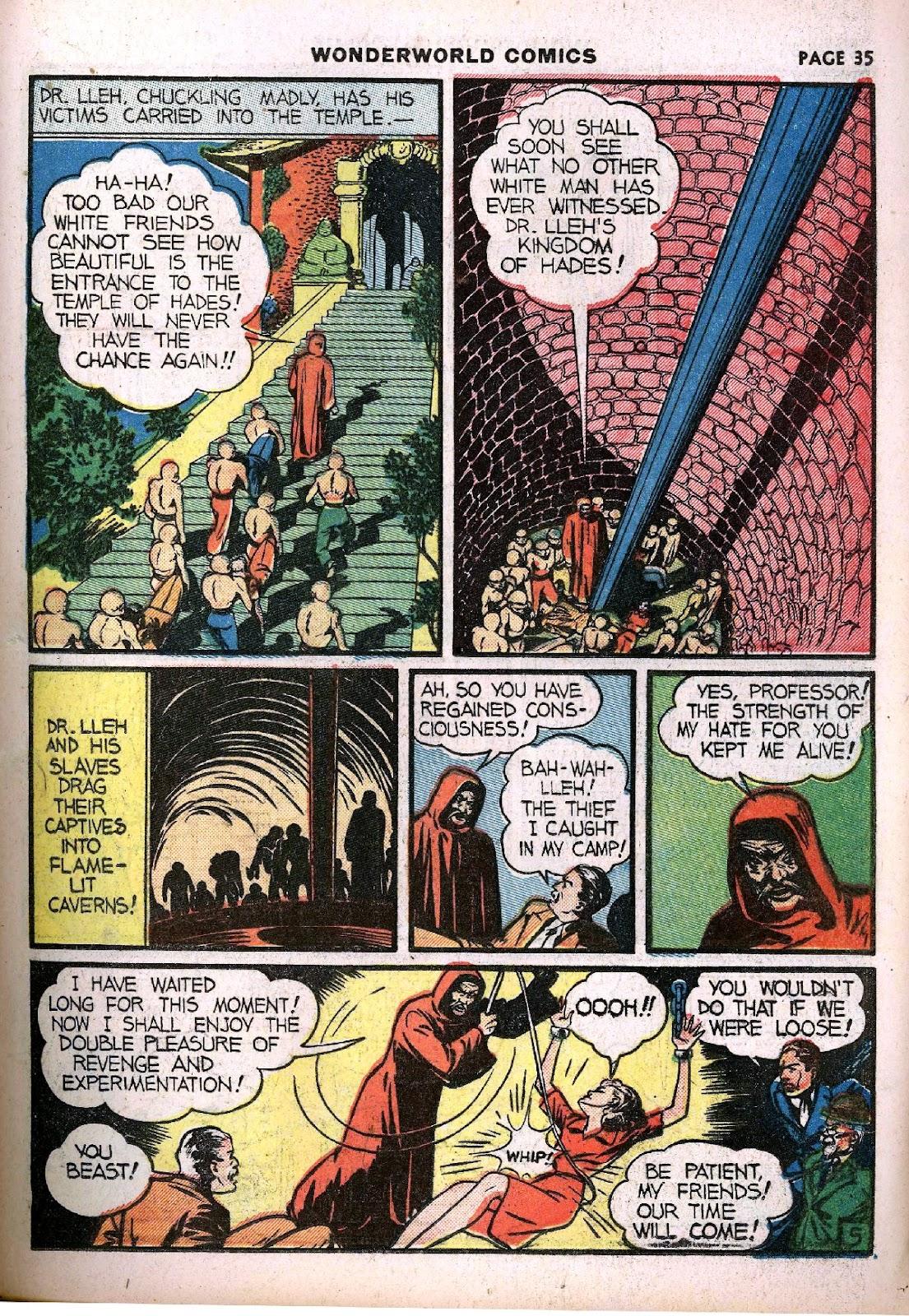 Wonderworld Comics issue 14 - Page 37