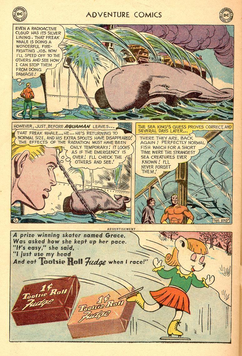 Read online Adventure Comics (1938) comic -  Issue #258 - 32