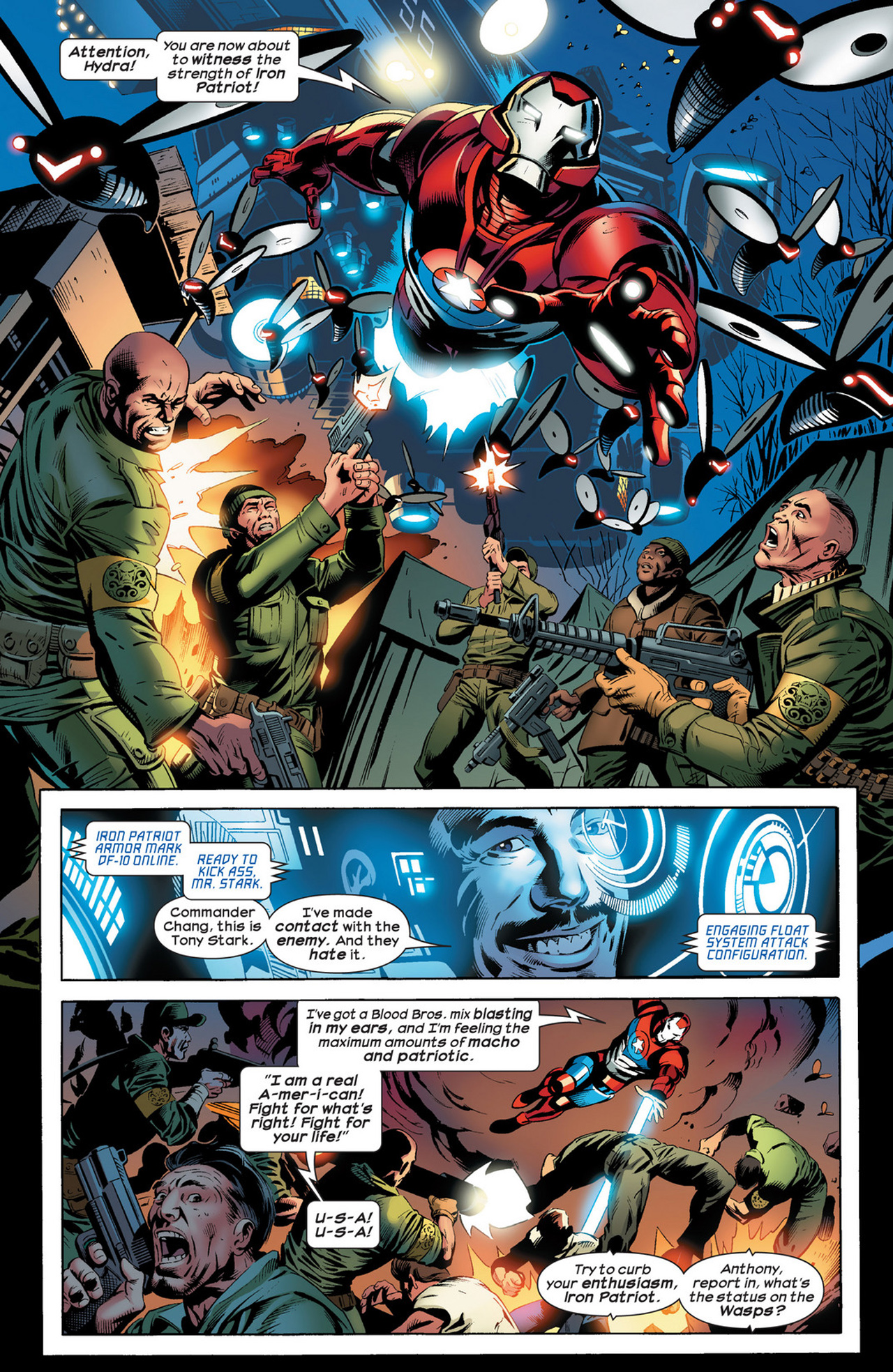 Read online Ultimate Comics Ultimates comic -  Issue #21 - 5