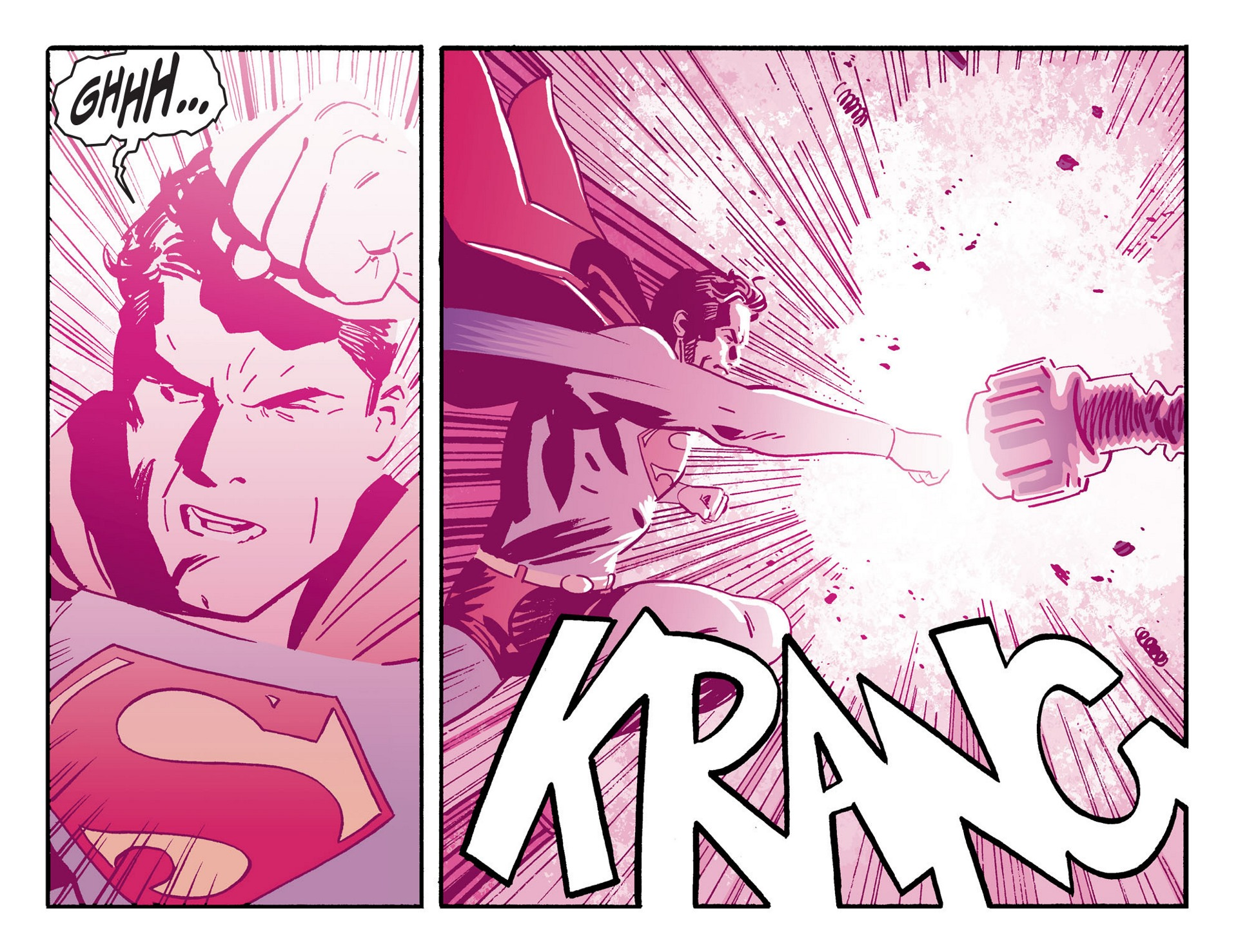 Read online Adventures of Superman [I] comic -  Issue #45 - 8