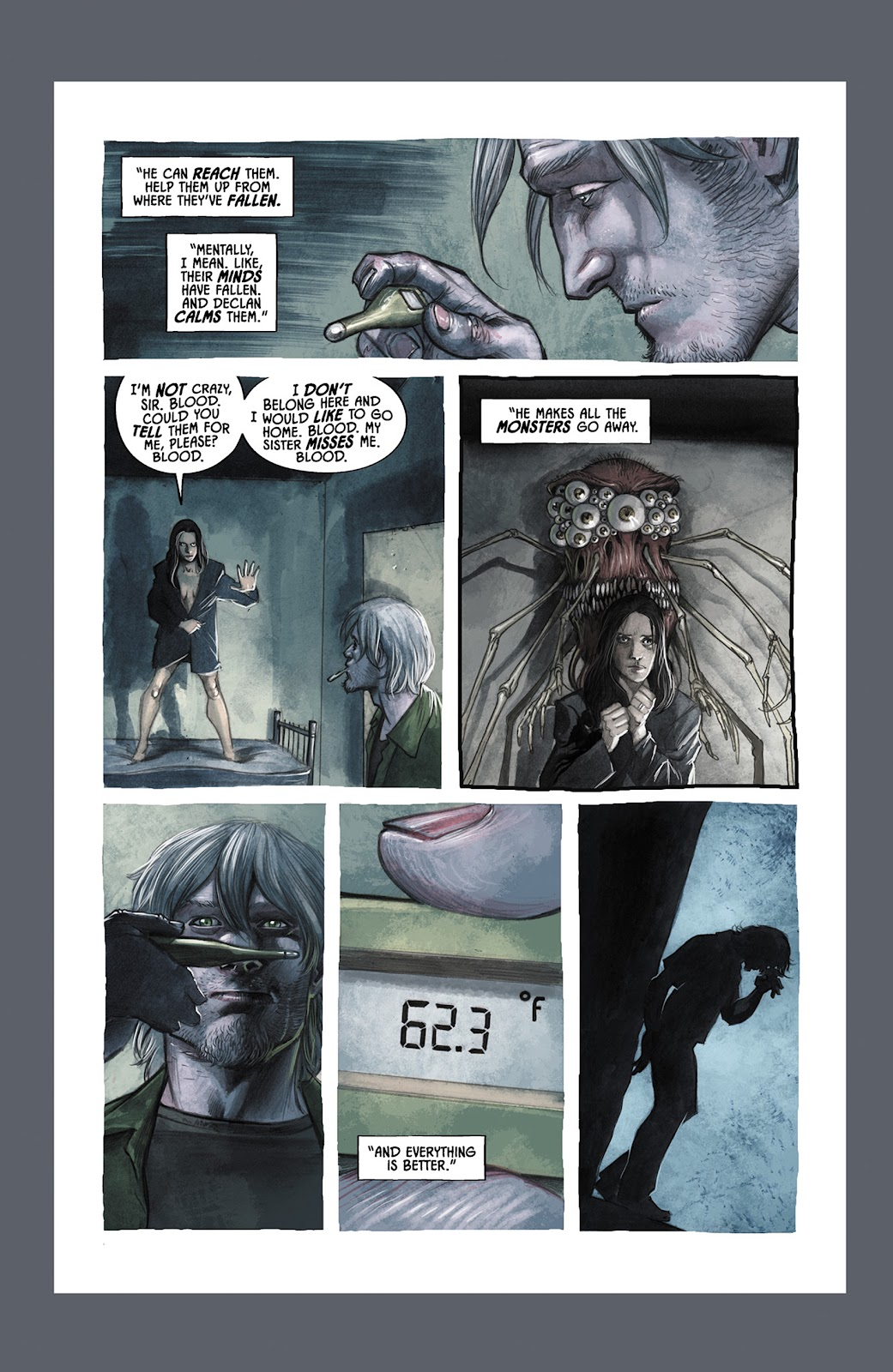 Read online Dark Ages comic -  Issue #1 - 28