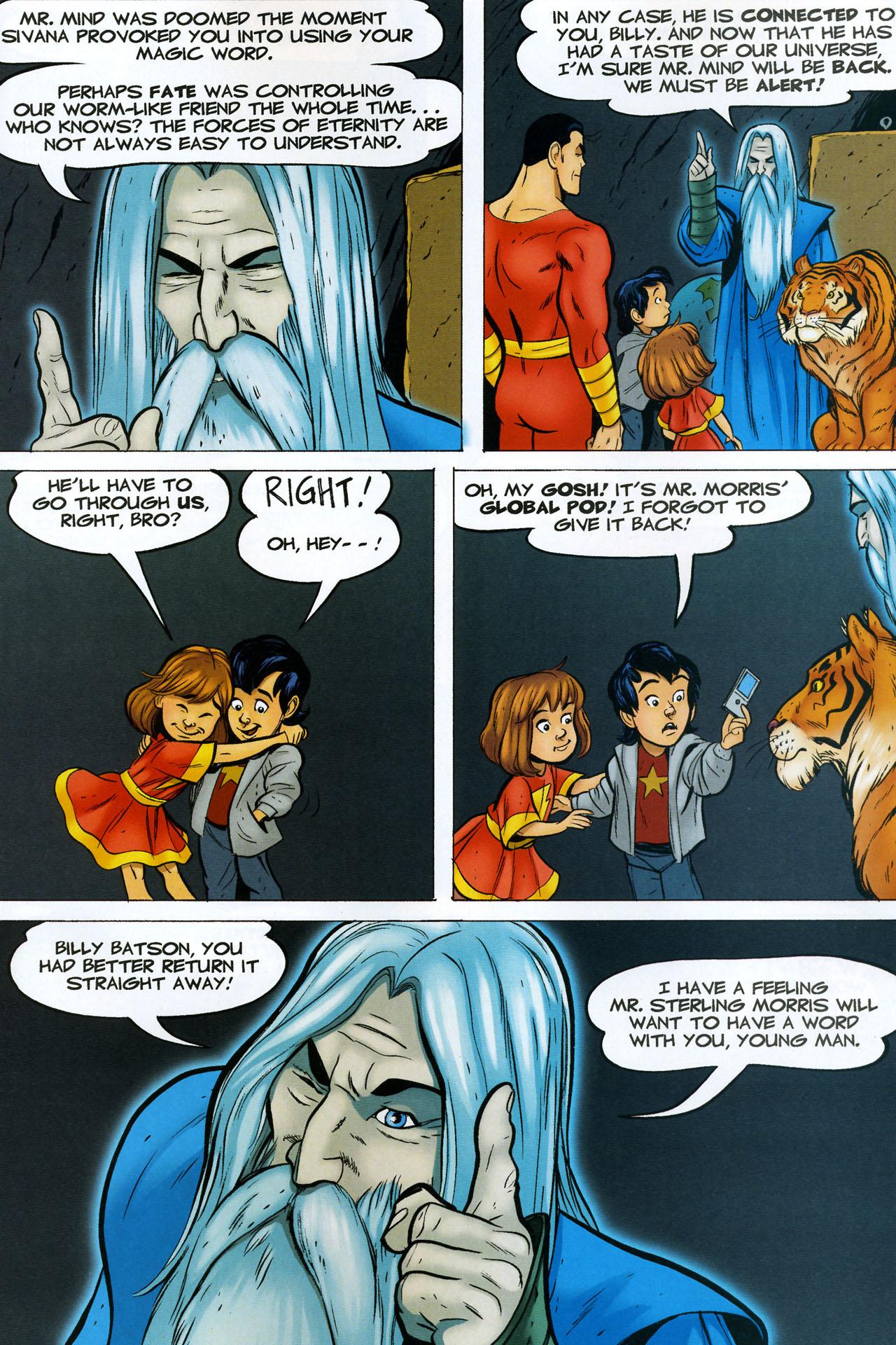 Read online Shazam!: The Monster Society of Evil comic -  Issue #4 - 46