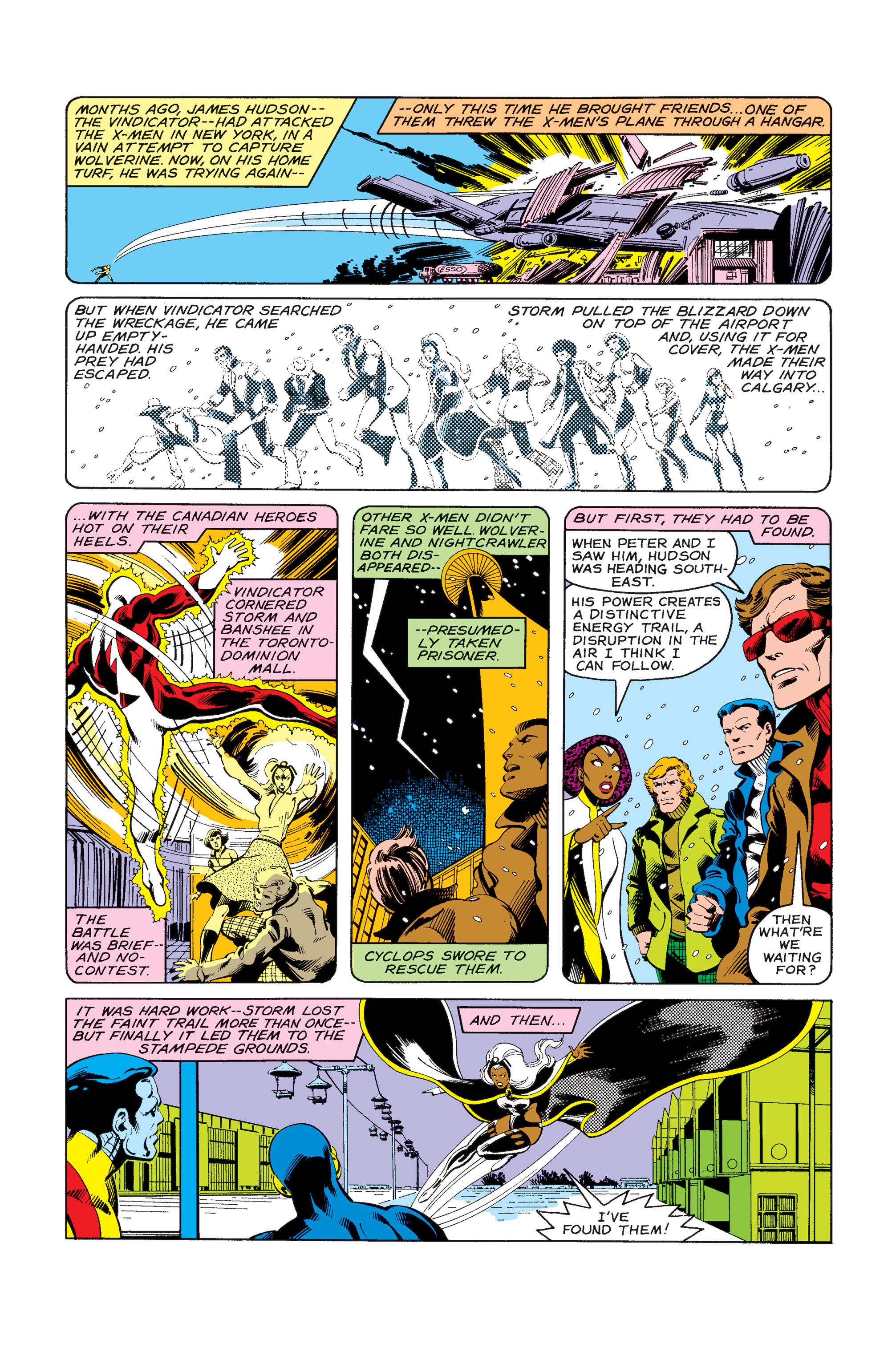 Uncanny X-Men (1963) 121 Page 3