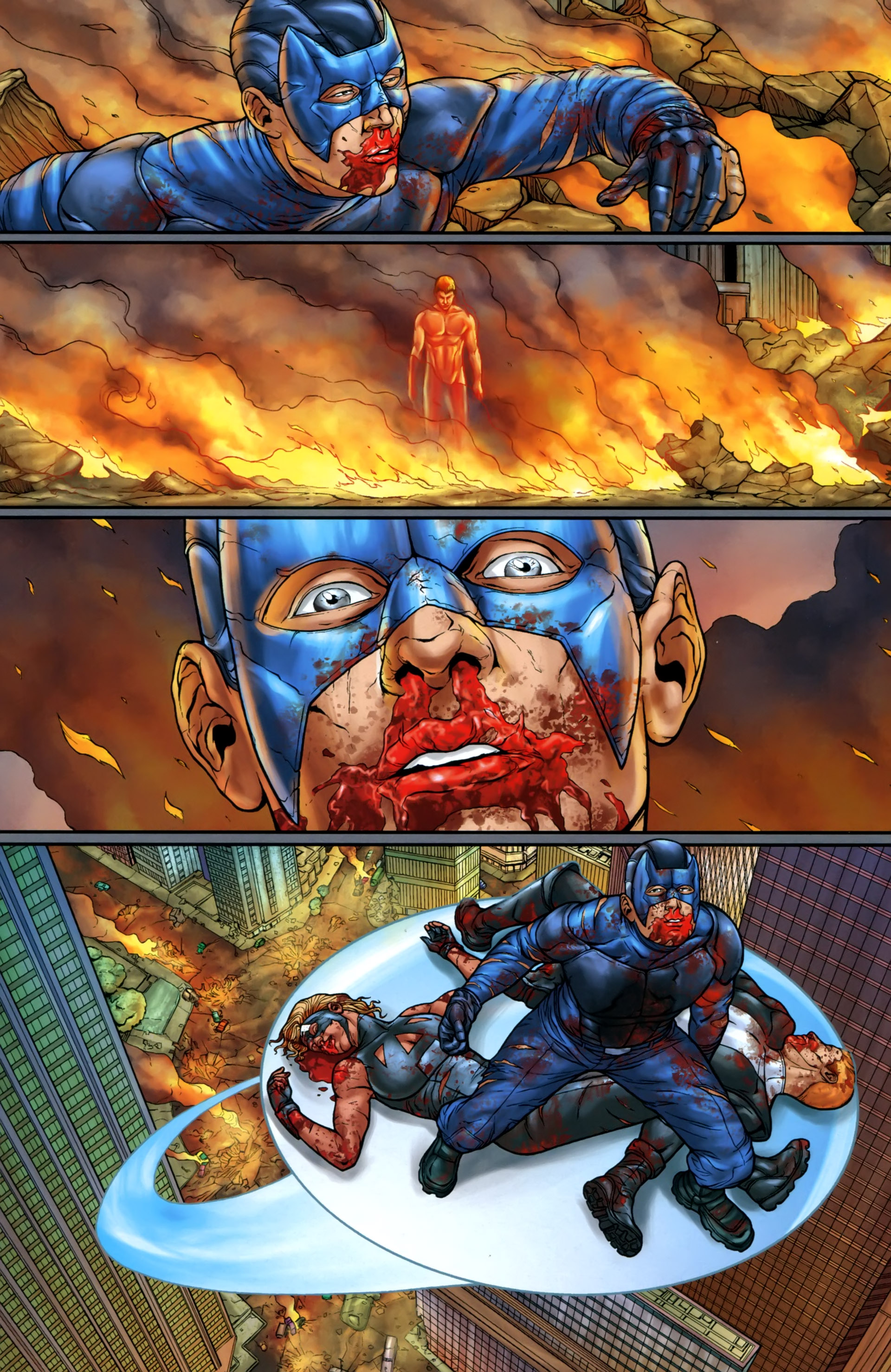 Read online Absolution: Rubicon comic -  Issue #2 - 23