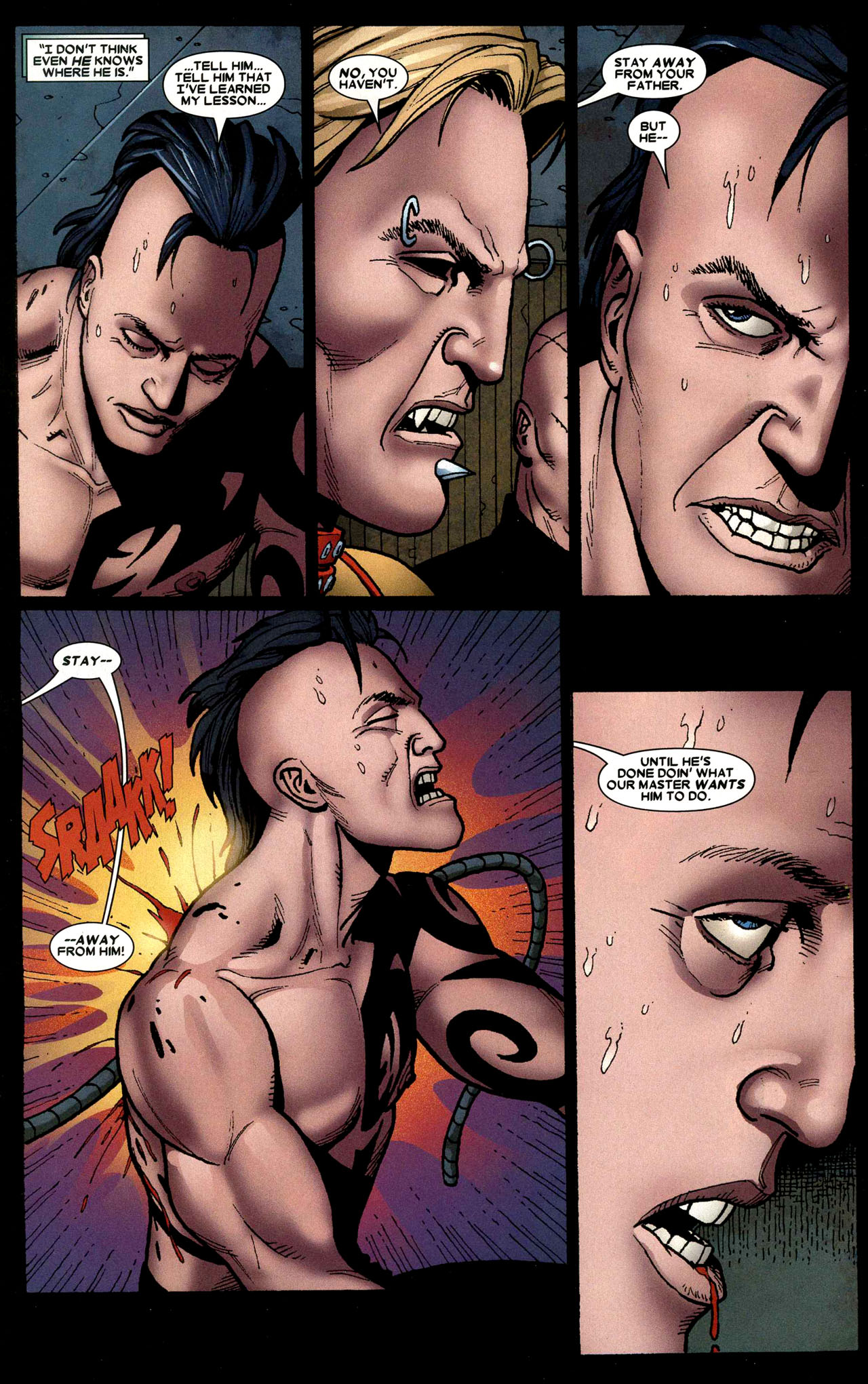 Read online Wolverine: Origins comic -  Issue #15 - 18