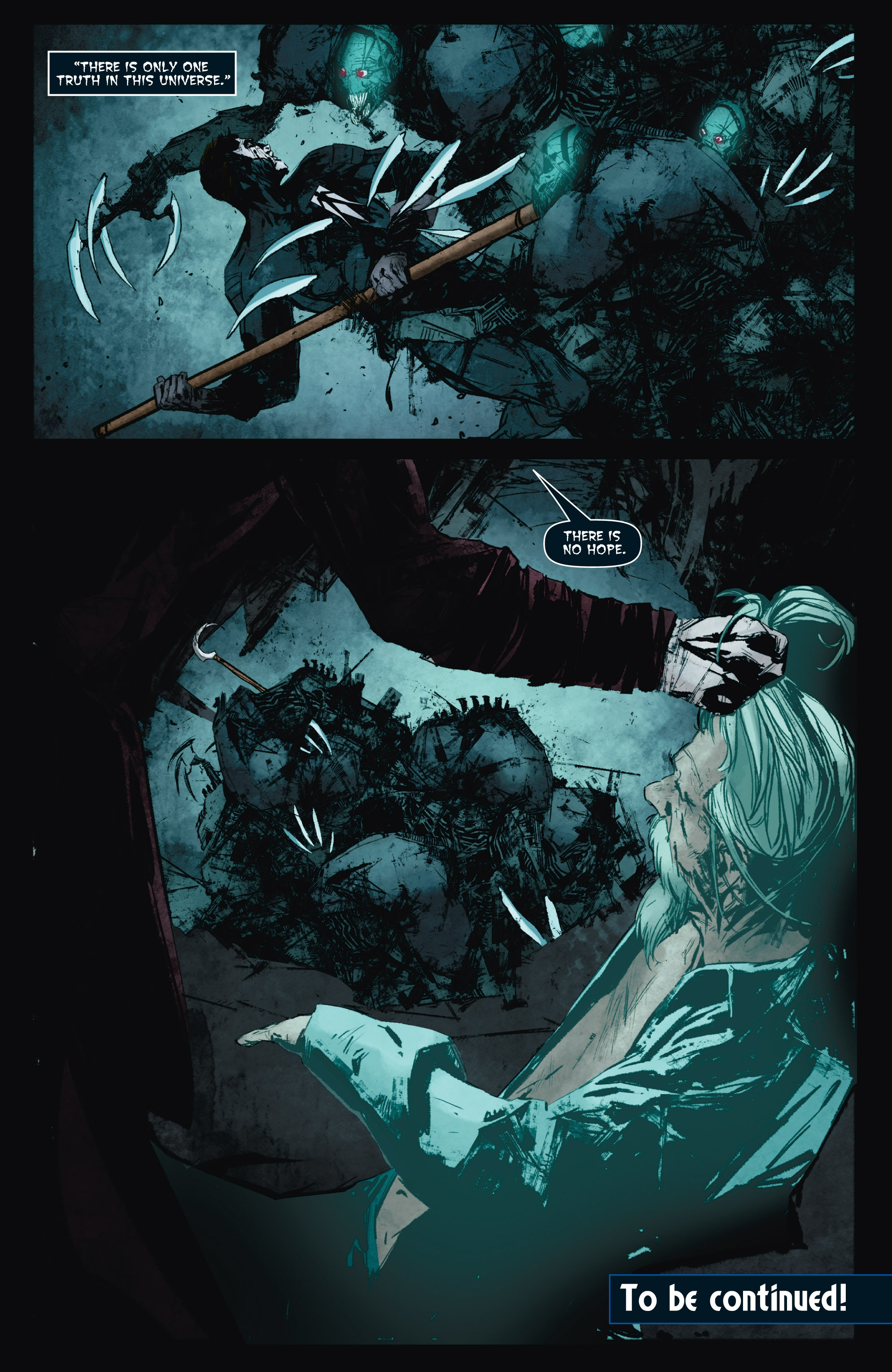 Read online Shadowman (2012) comic -  Issue #8 - 24