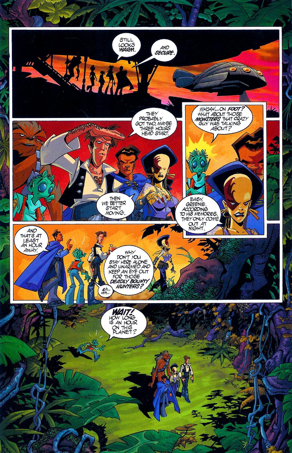 Read online Star Wars Omnibus comic -  Issue # Vol. 12 - 167