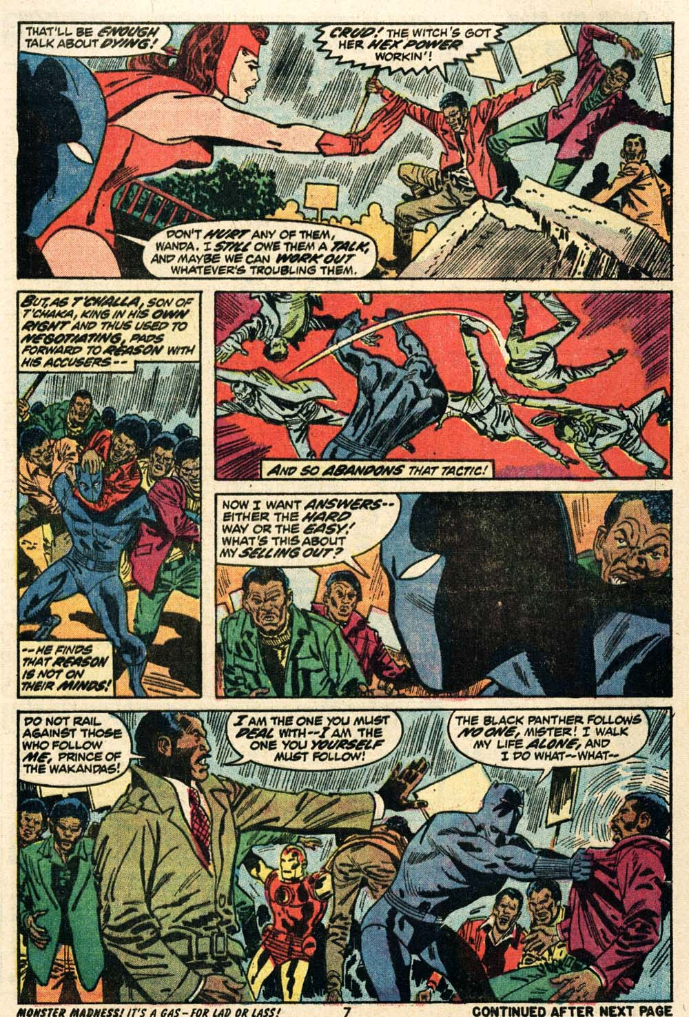 The Avengers (1963) 112 Page 6