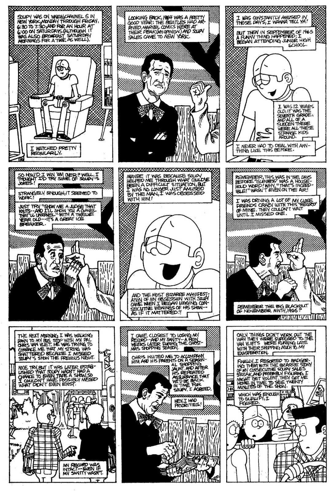 Read online The Nearly Complete Essential Hembeck Archives Omnibus comic -  Issue # TPB (Part 4) - 4
