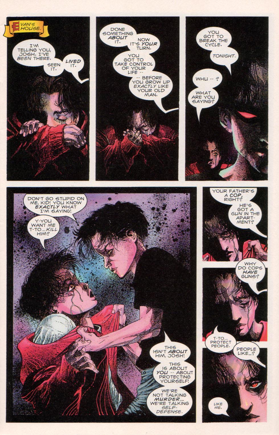 Read online Hellshock comic -  Issue #4 - 10