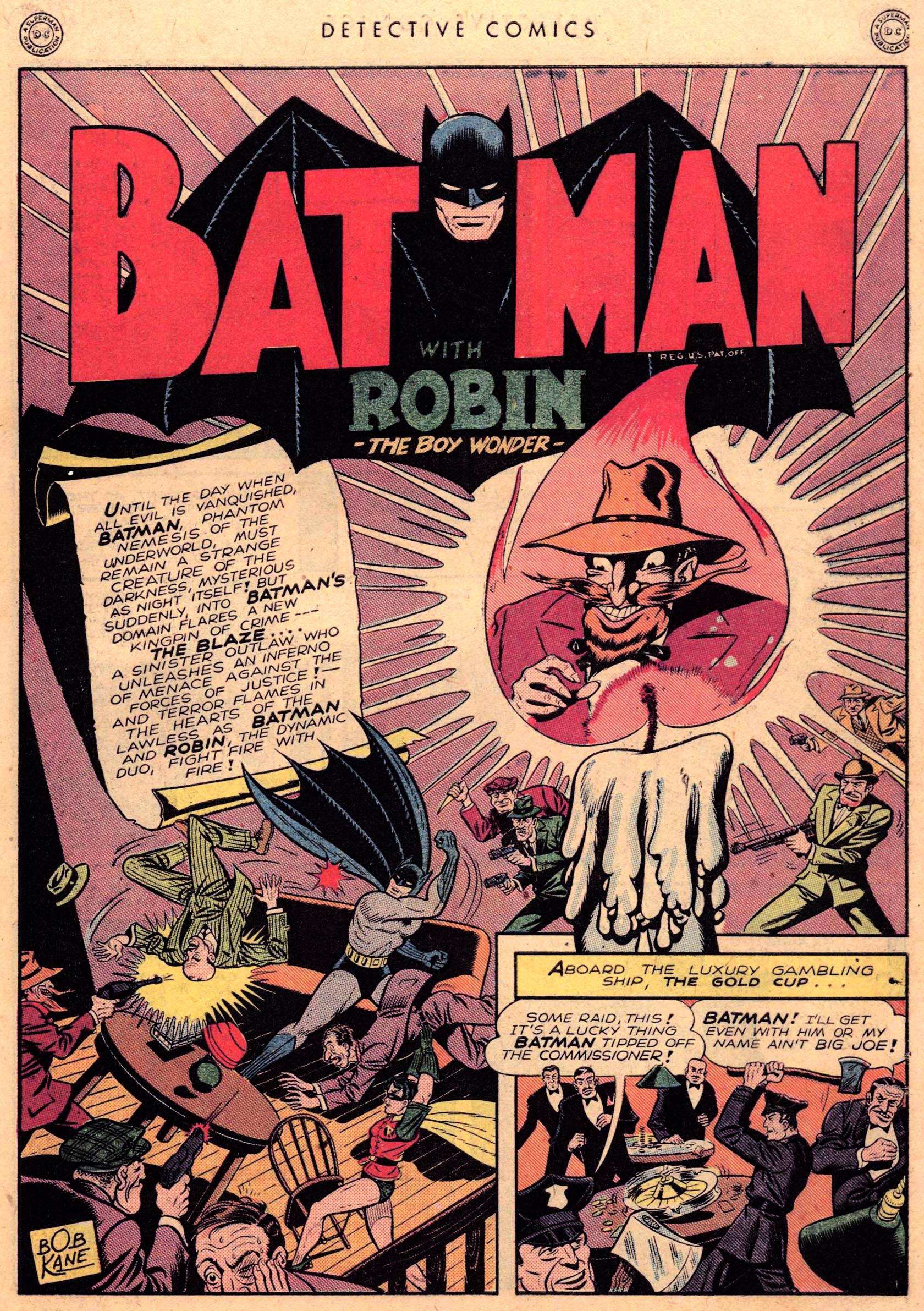 Read online Detective Comics (1937) comic -  Issue #95 - 3