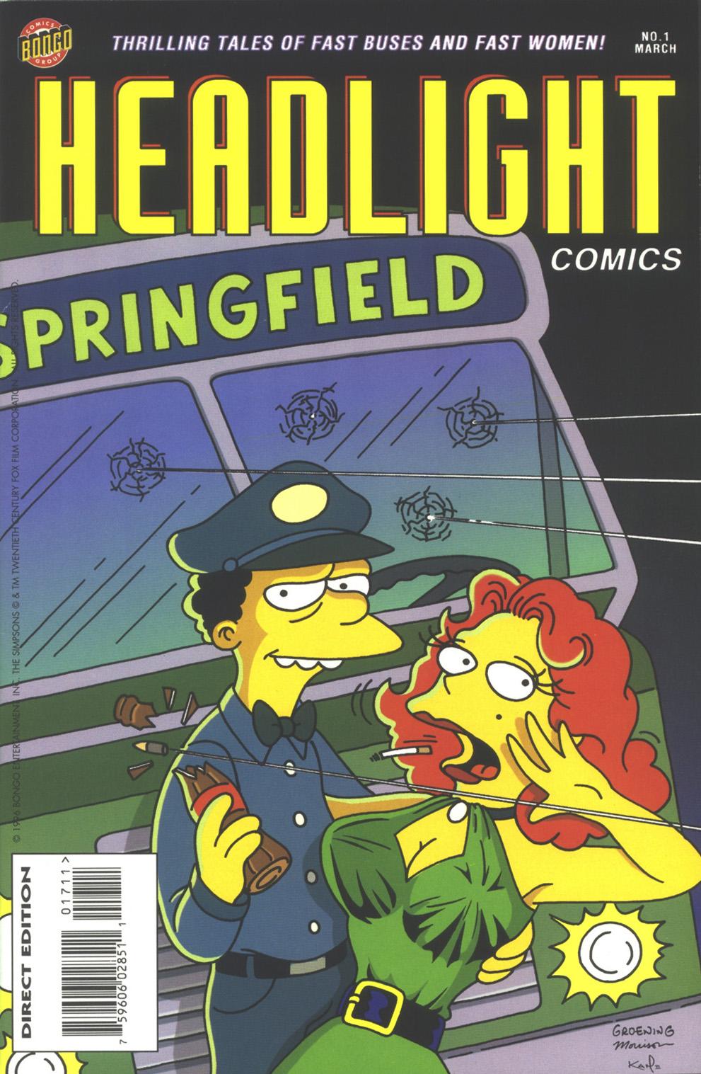 Read online Simpsons Comics comic -  Issue #17 - 31