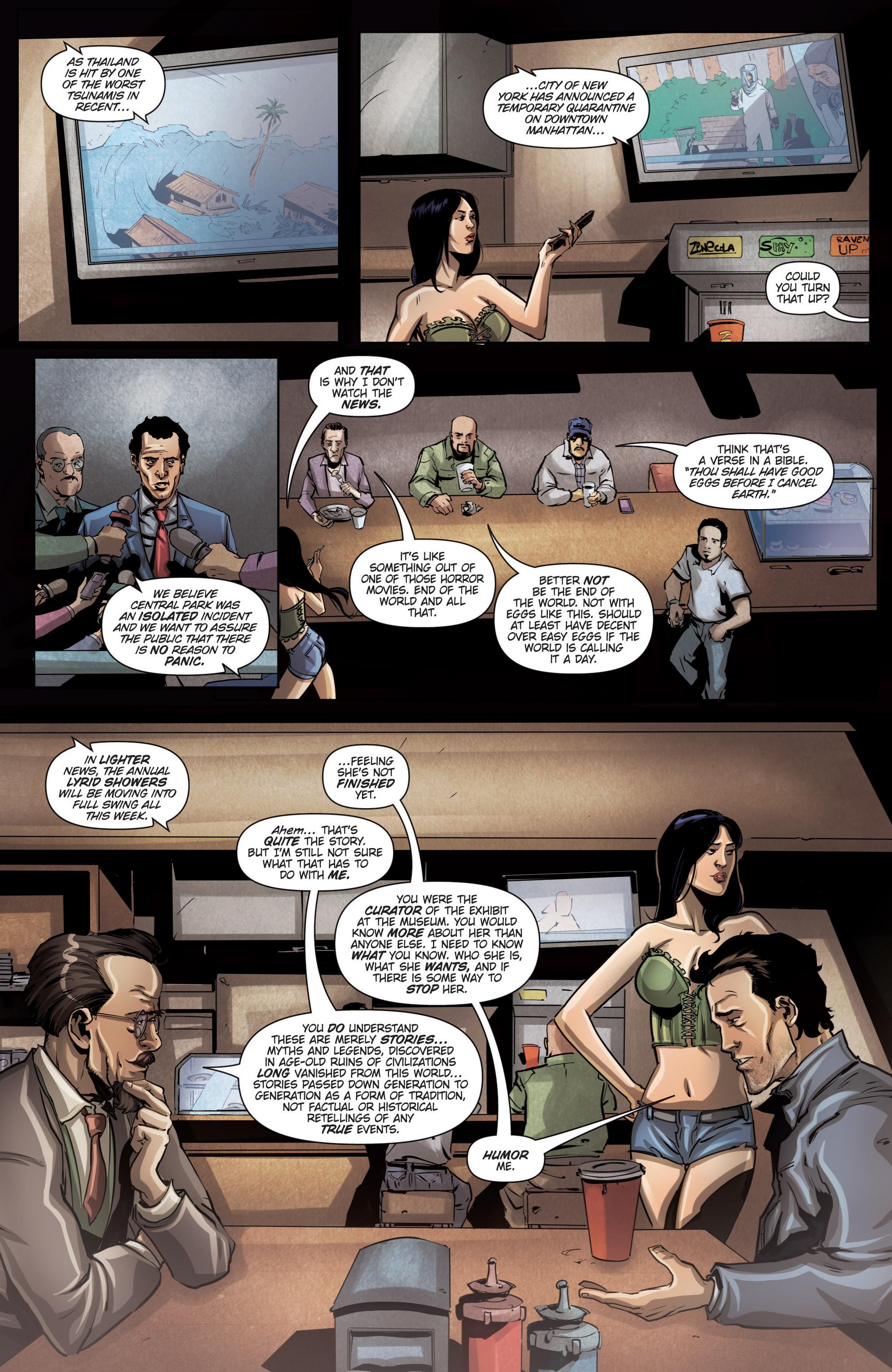 Read online Grimm Fairy Tales presents No Tomorrow comic -  Issue # TPB - 66