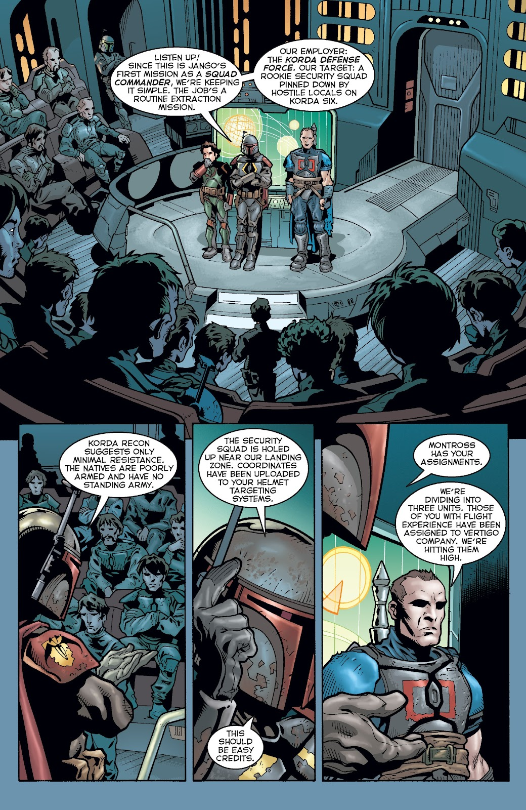 Read online Star Wars Legends Epic Collection: The Menace Revealed comic -  Issue # TPB (Part 1) - 31