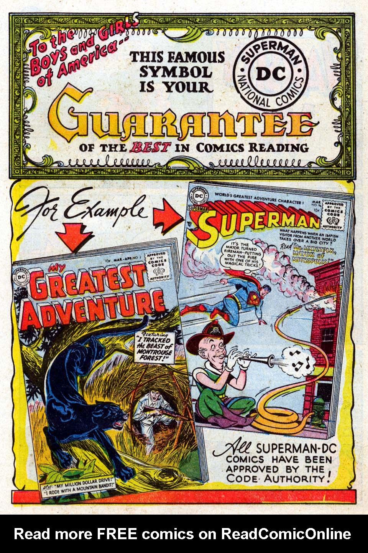 Read online Adventure Comics (1938) comic -  Issue #211 - 15