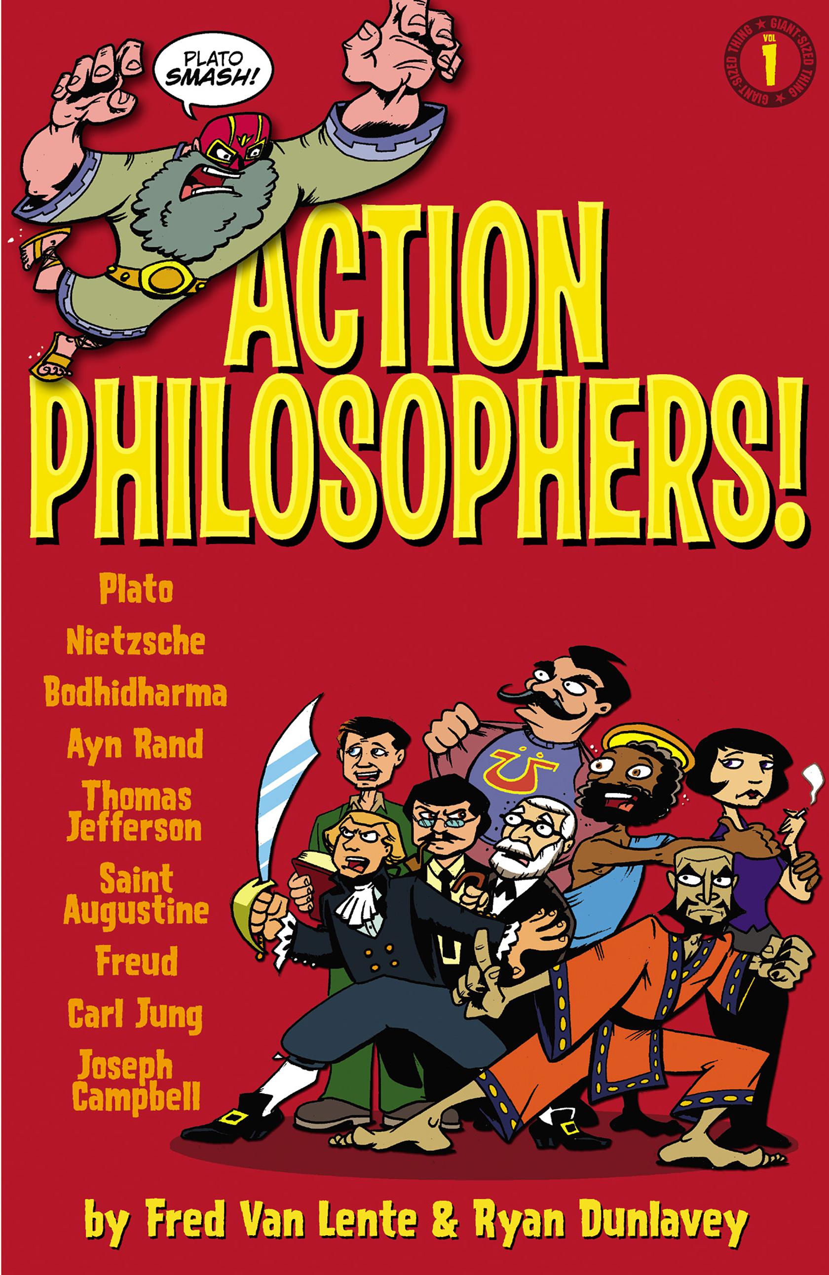Read online Action Philosophers! comic -  Issue #Action Philosophers! TPB (Part 2) - 160