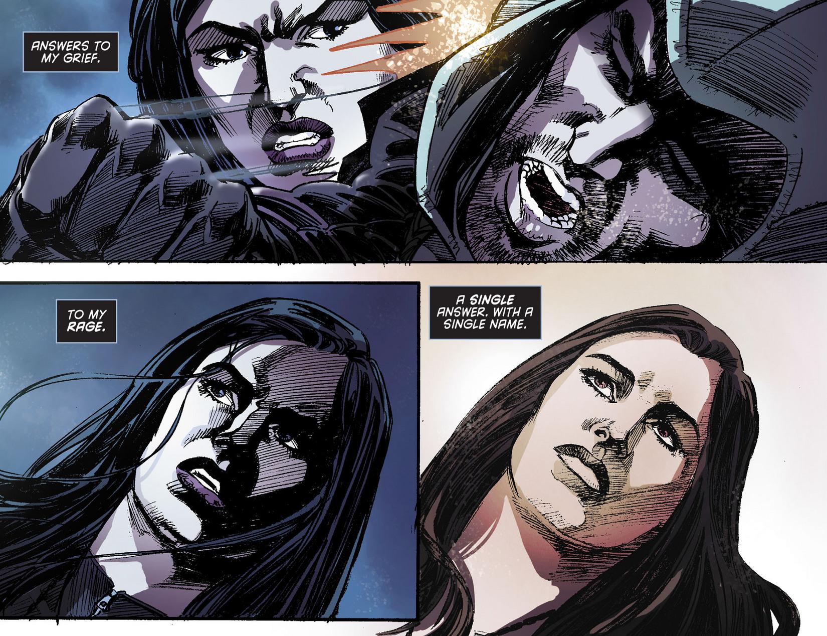 Read online Arrow [II] comic -  Issue #11 - 9