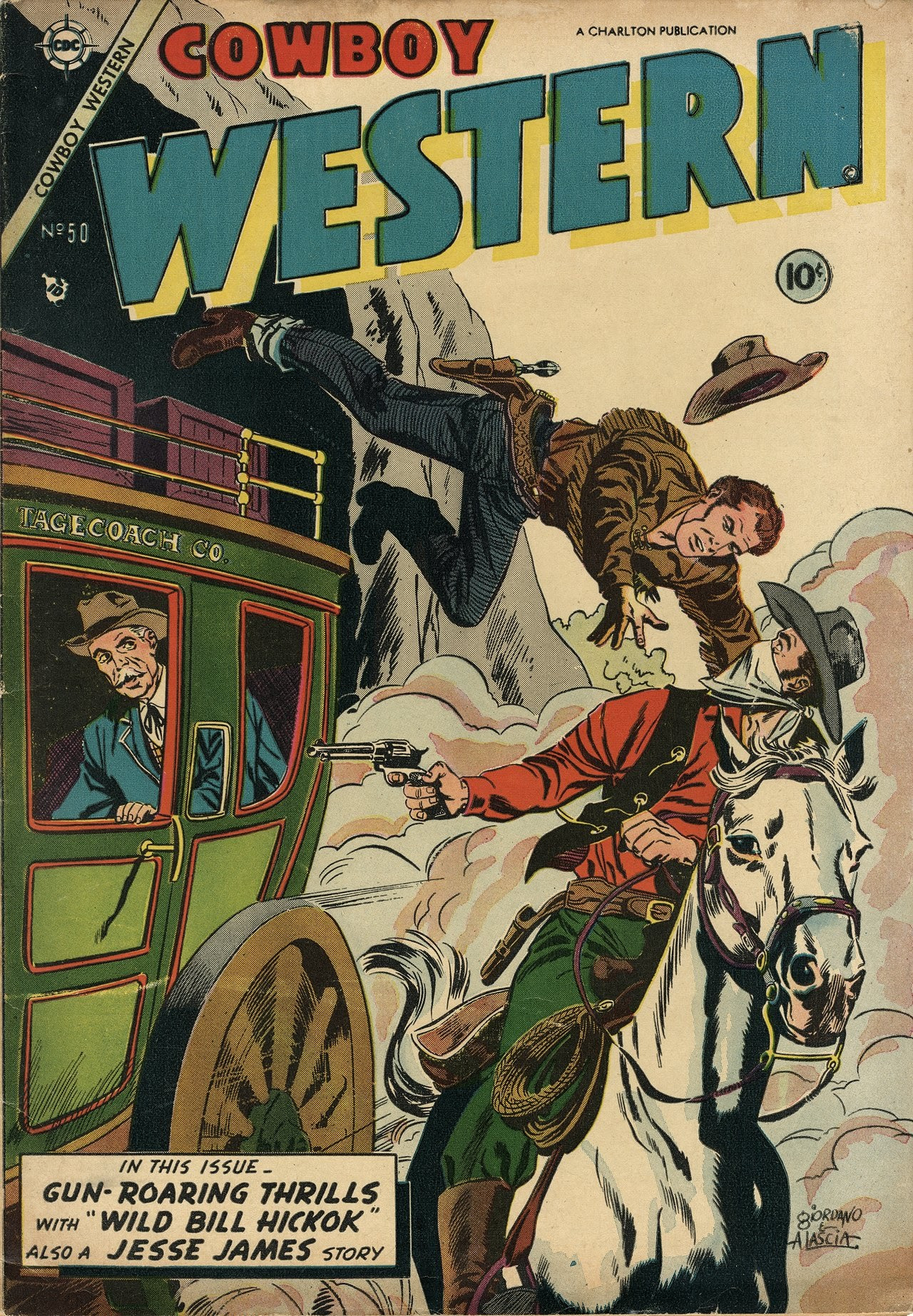 Cowboy Western 50 Page 1