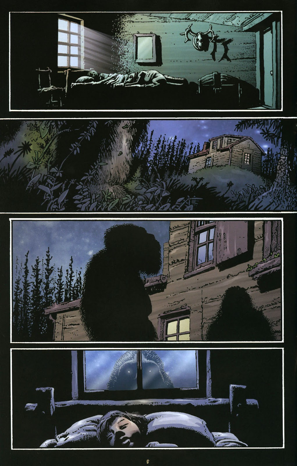 Bigfoot issue 1 - Page 10