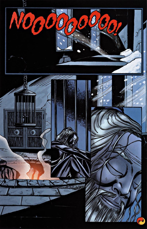 Read online Silken Ghost comic -  Issue #2 - 20